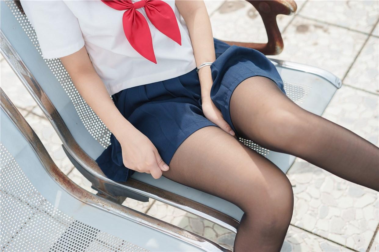 【兔玩映画】双马尾的JK少女 兔玩映画 第19张
