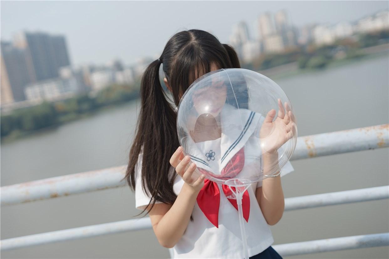 【兔玩映画】双马尾的JK少女 兔玩映画 第13张
