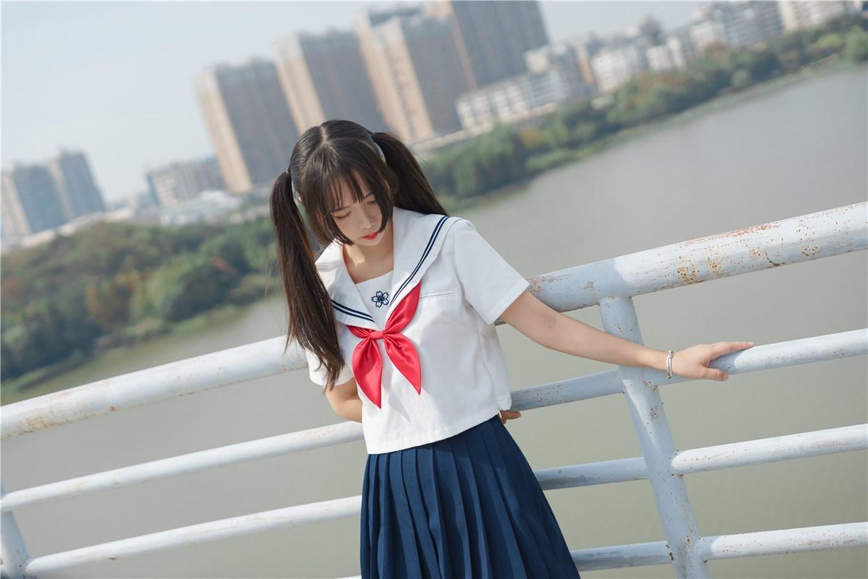 【兔玩映画】双马尾的JK少女 兔玩映画 第14张
