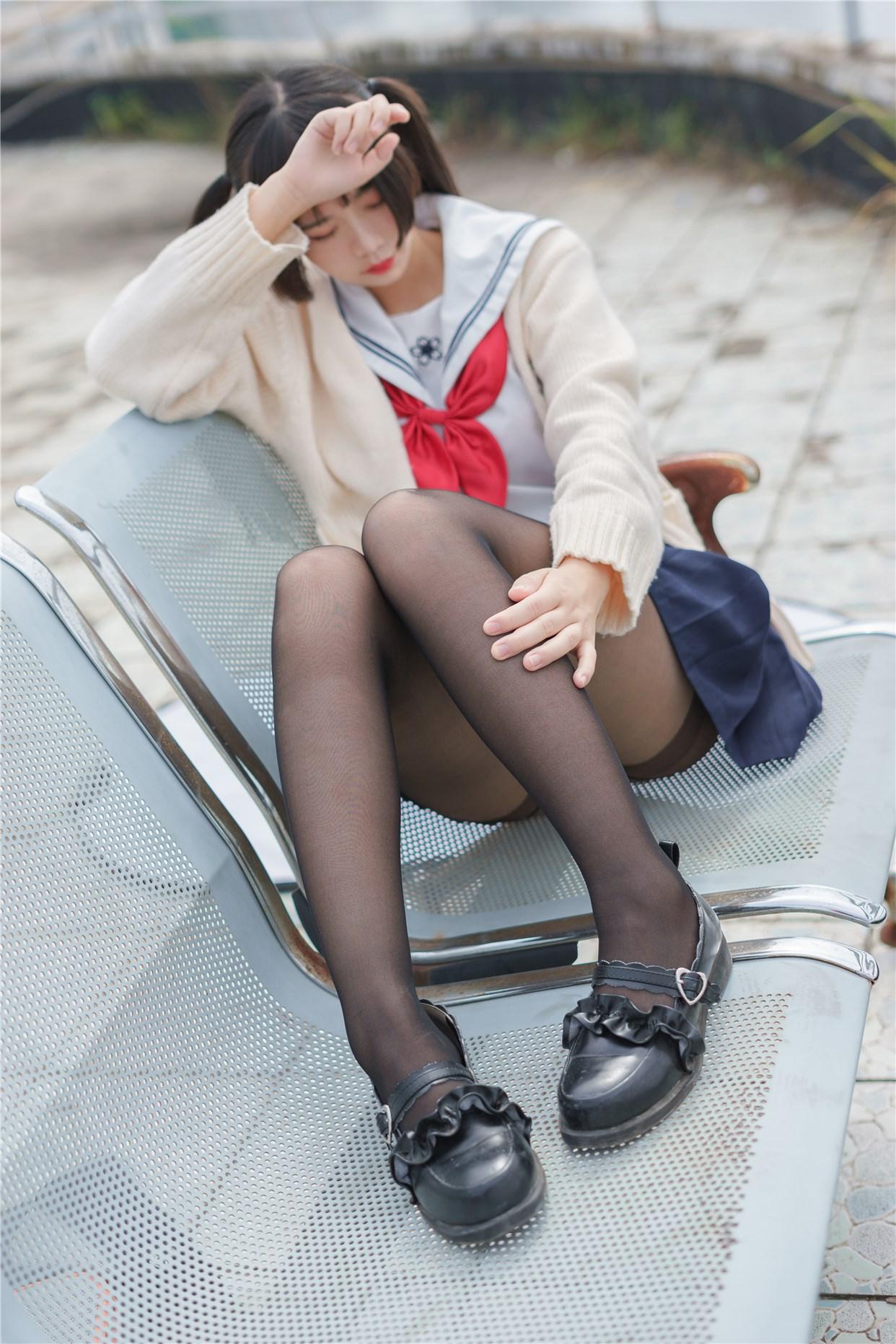 【兔玩映画】双马尾的JK少女 兔玩映画 第7张