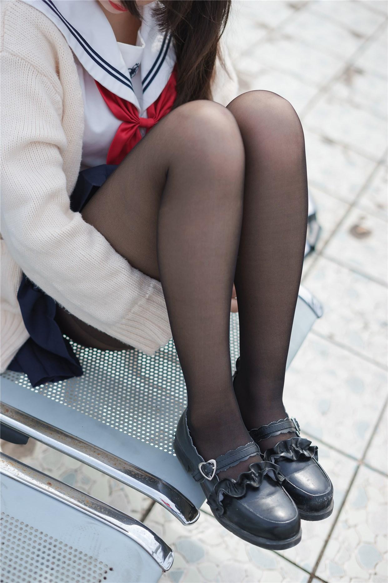 【兔玩映画】双马尾的JK少女 兔玩映画 第3张