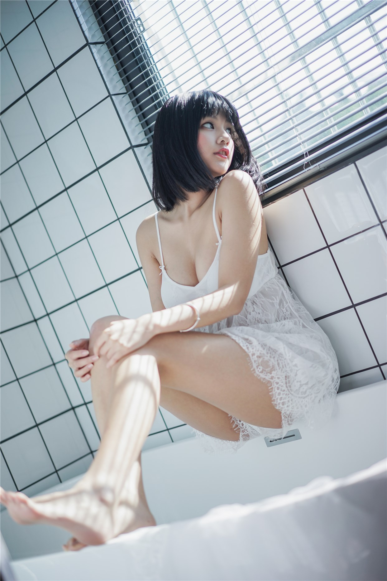 【兔玩映画】浴缸里的兔子 兔玩映画 第5张