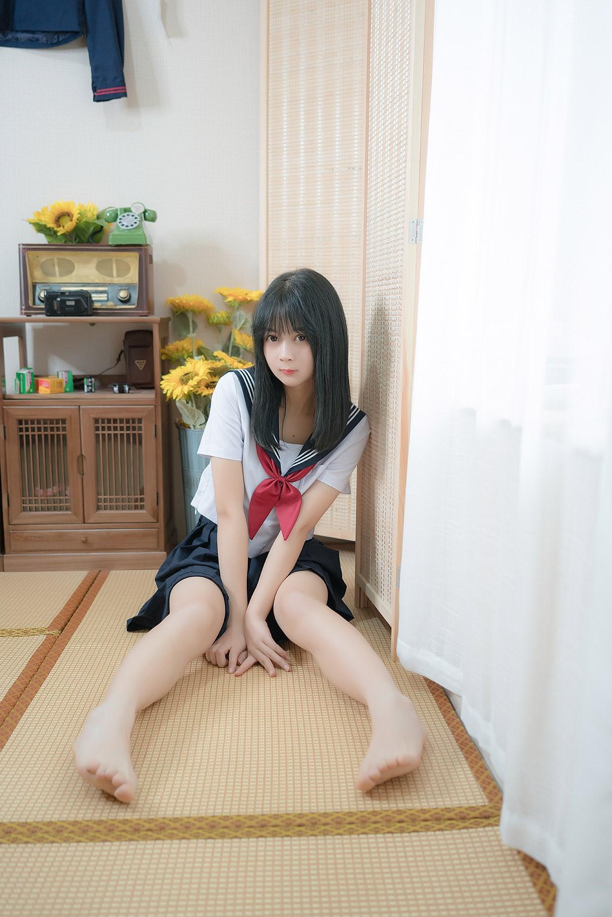 【兔玩映画】vol.16-少女心事 兔玩映画 第10张