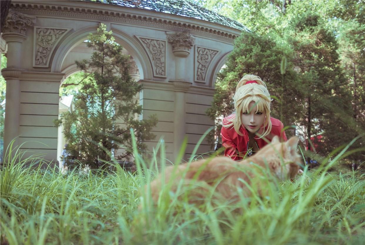 【兔玩映画】喵喵的cos合集 兔玩映画 第32张