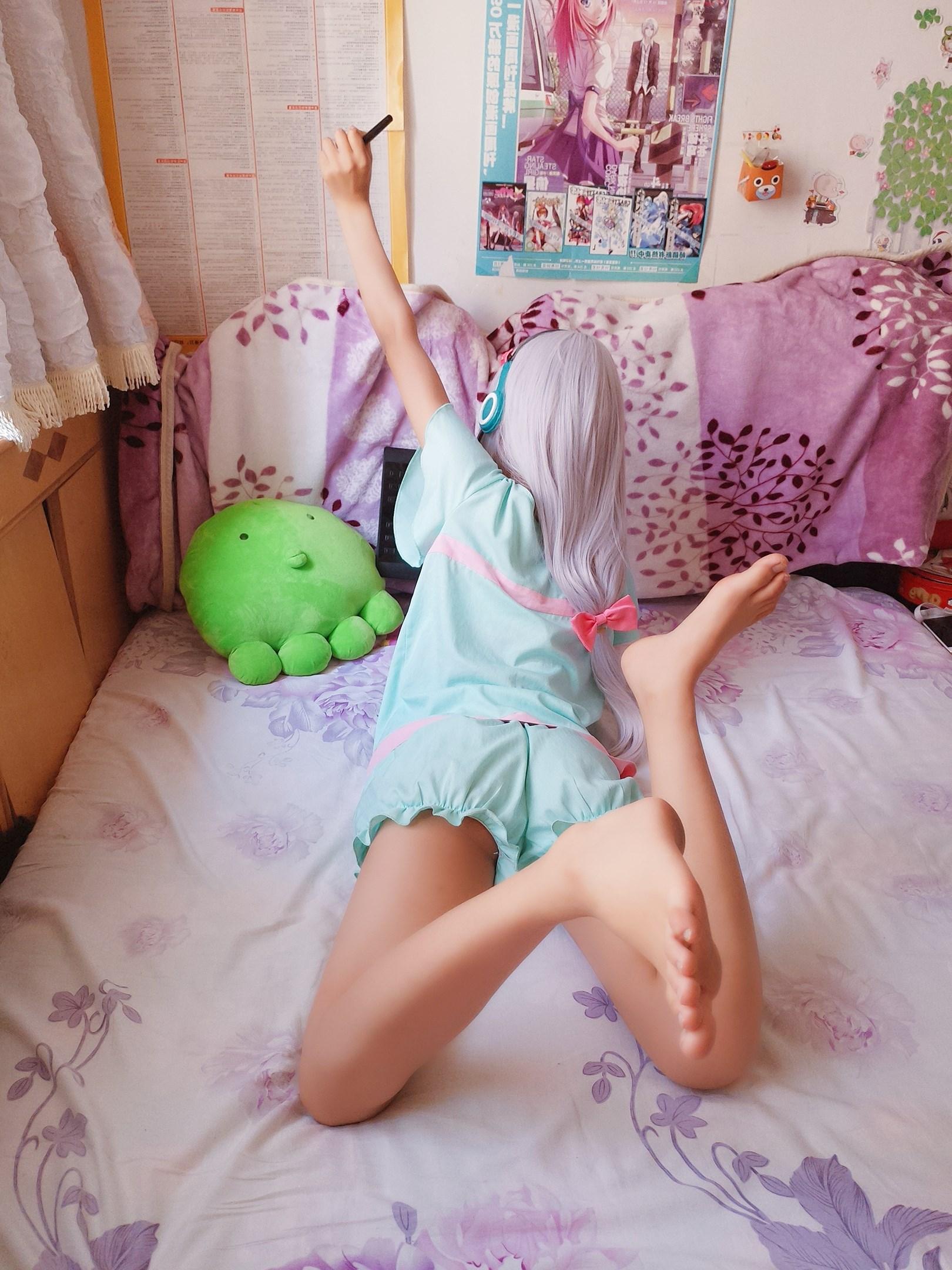 【兔玩映画】萝莉的果腿 兔玩映画 第42张