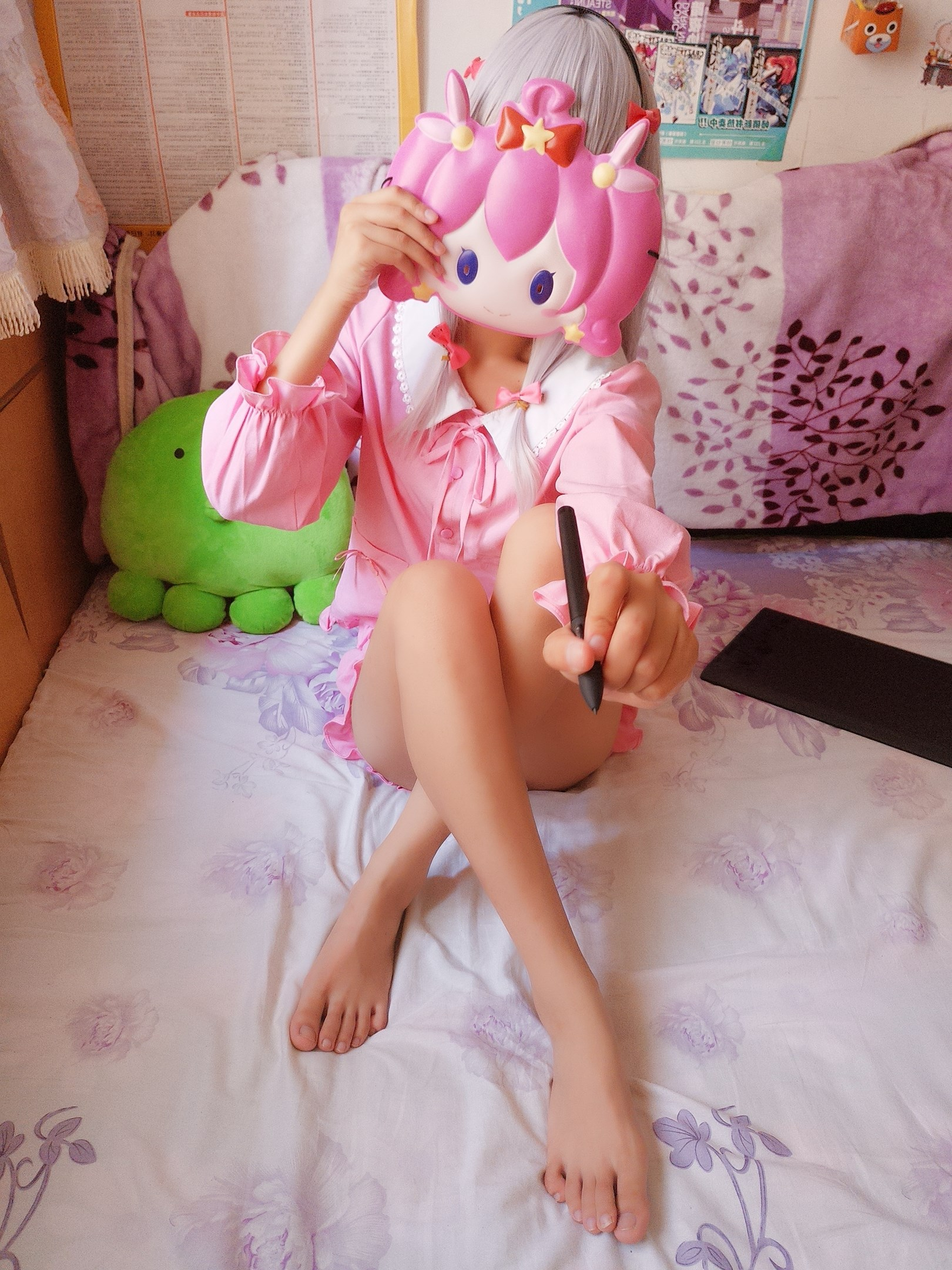 【兔玩映画】萝莉的果腿 兔玩映画 第32张