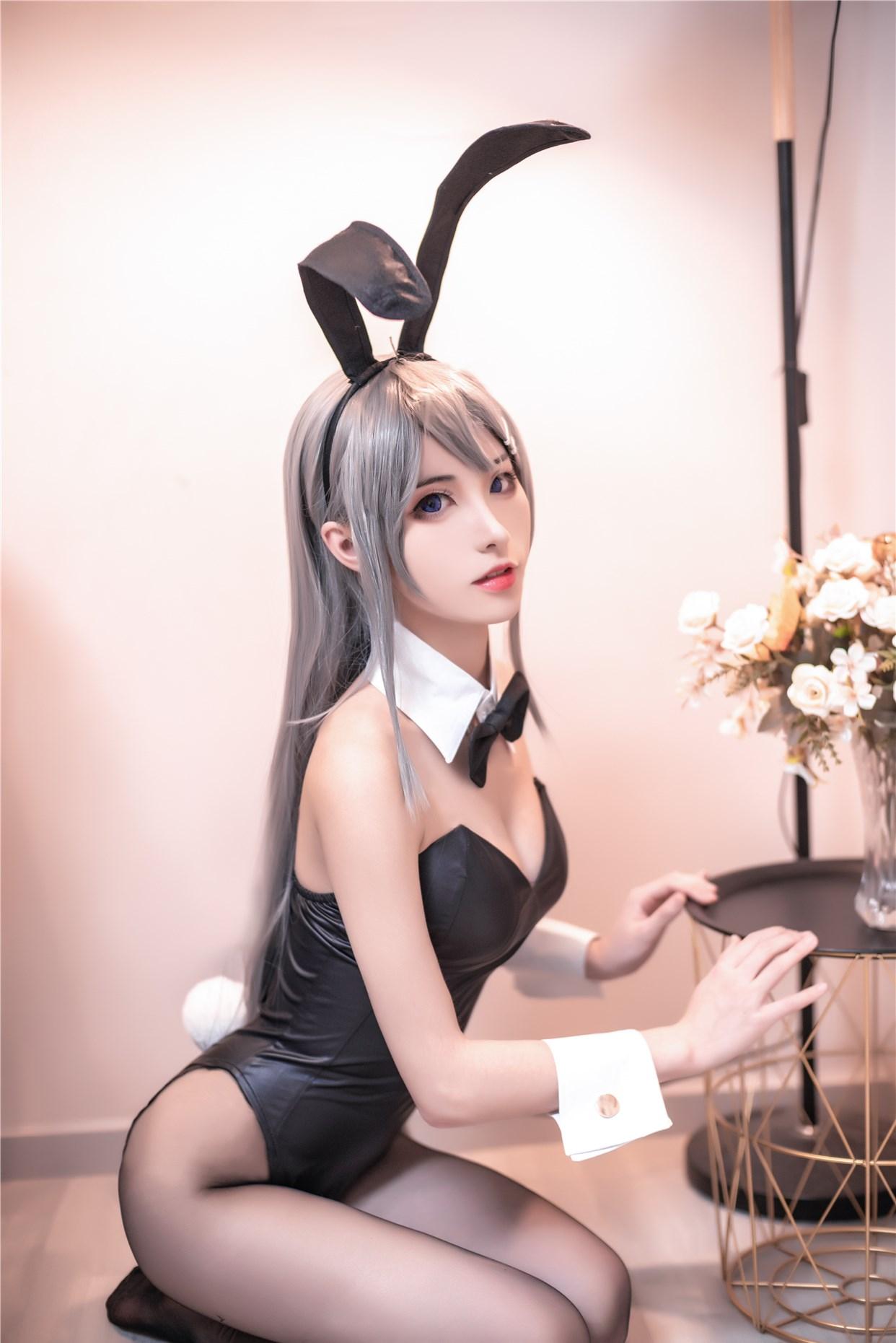【兔玩映画】喵喵的cos合集 兔玩映画 第15张