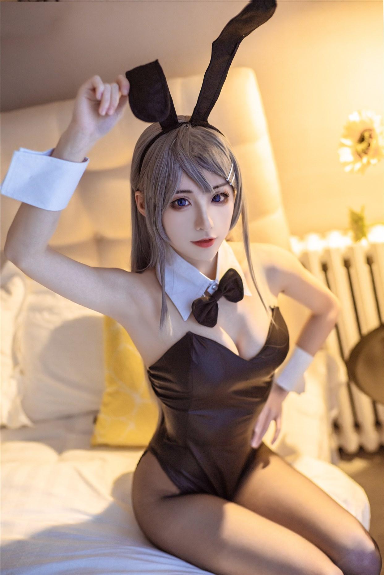 【兔玩映画】喵喵的cos合集 兔玩映画 第6张