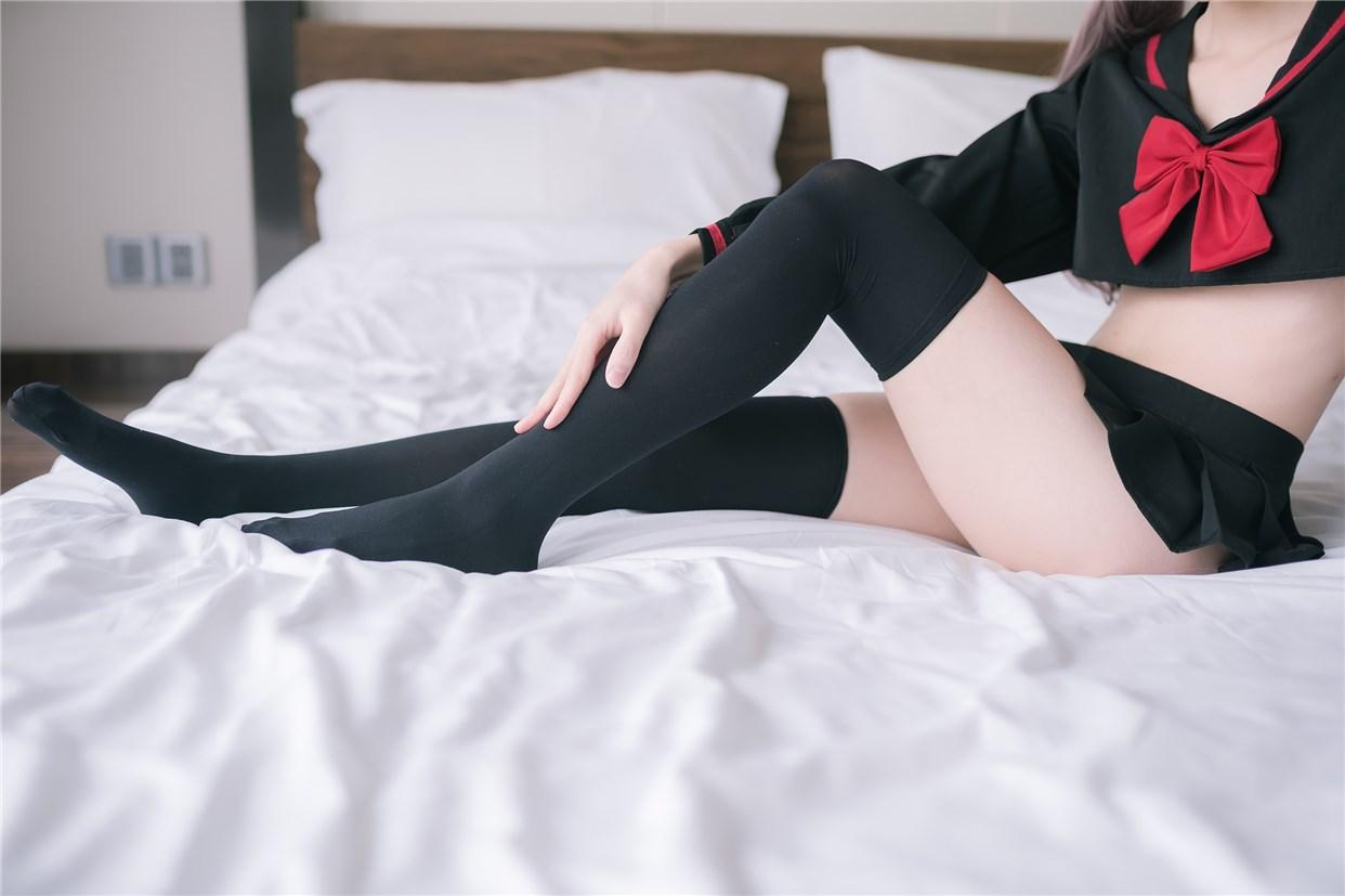 【兔玩映画】黑丝搭配 兔玩映画 第5张