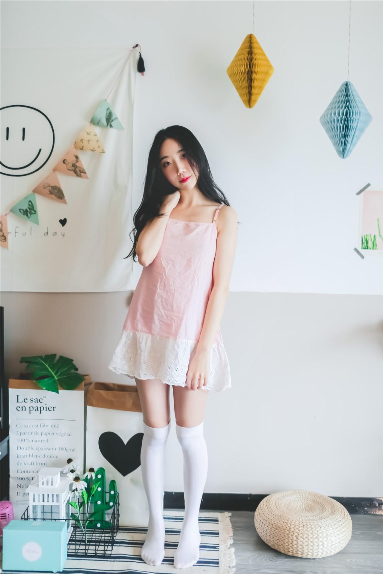 【兔玩映画】粉色小裙子 兔玩映画 第31张