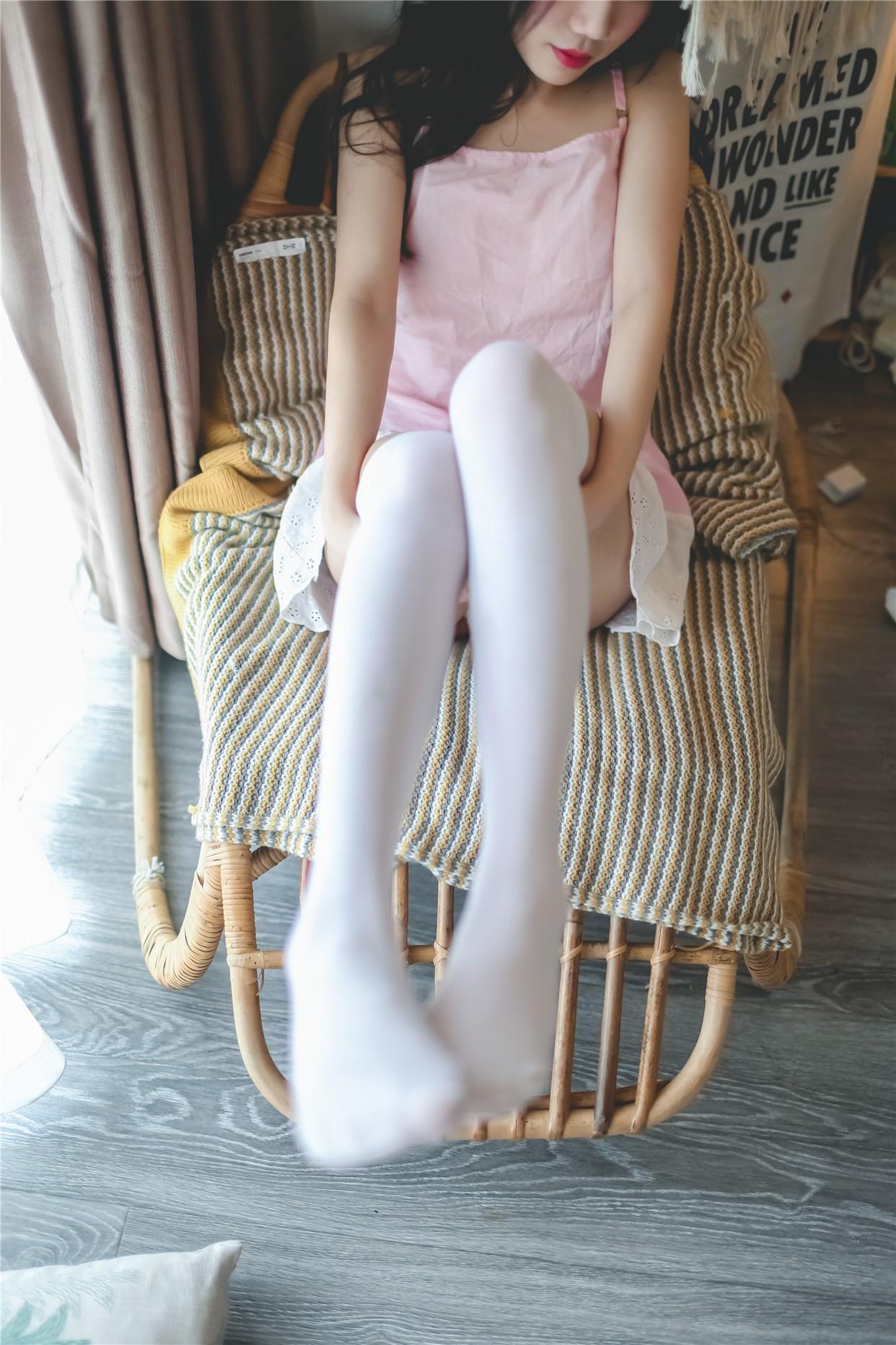 【兔玩映画】粉色小裙子 兔玩映画 第30张