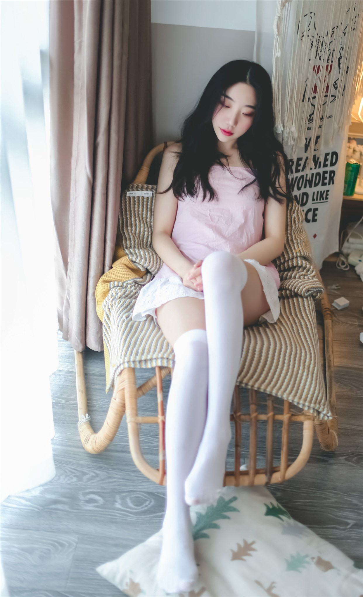 【兔玩映画】粉色小裙子 兔玩映画 第24张