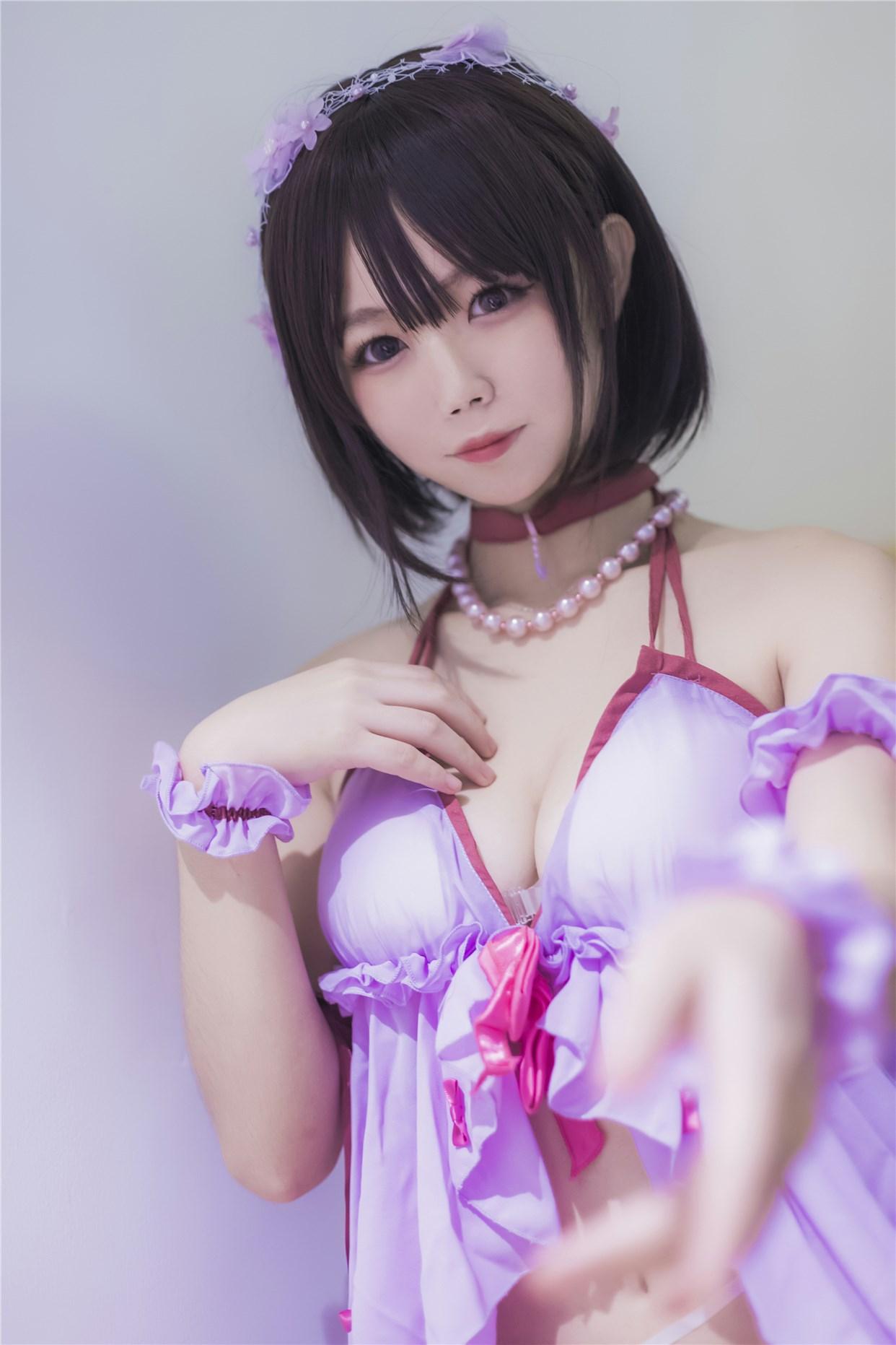 【兔玩映画】加藤惠的睡衣 兔玩映画 第7张
