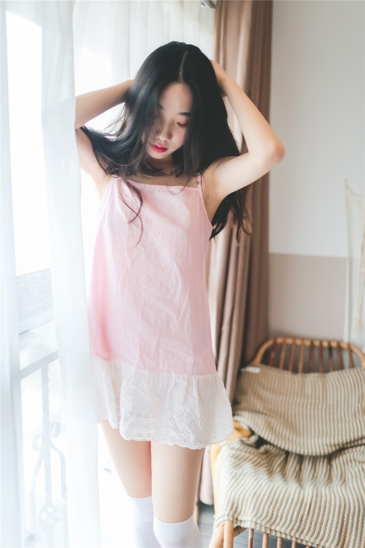【兔玩映画】粉色小裙子 兔玩映画 第23张