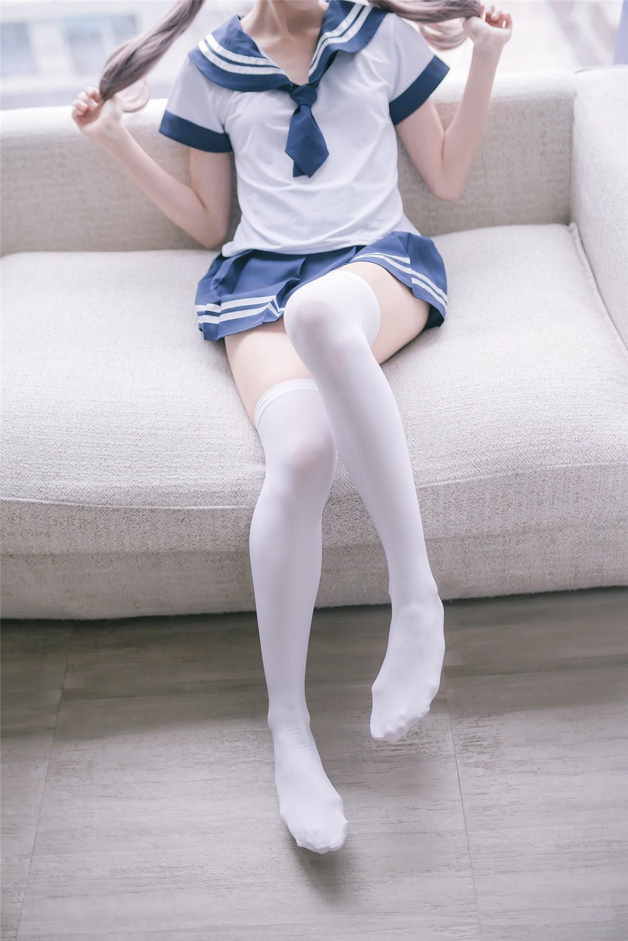【兔玩映画】白丝JK 兔玩映画 第41张