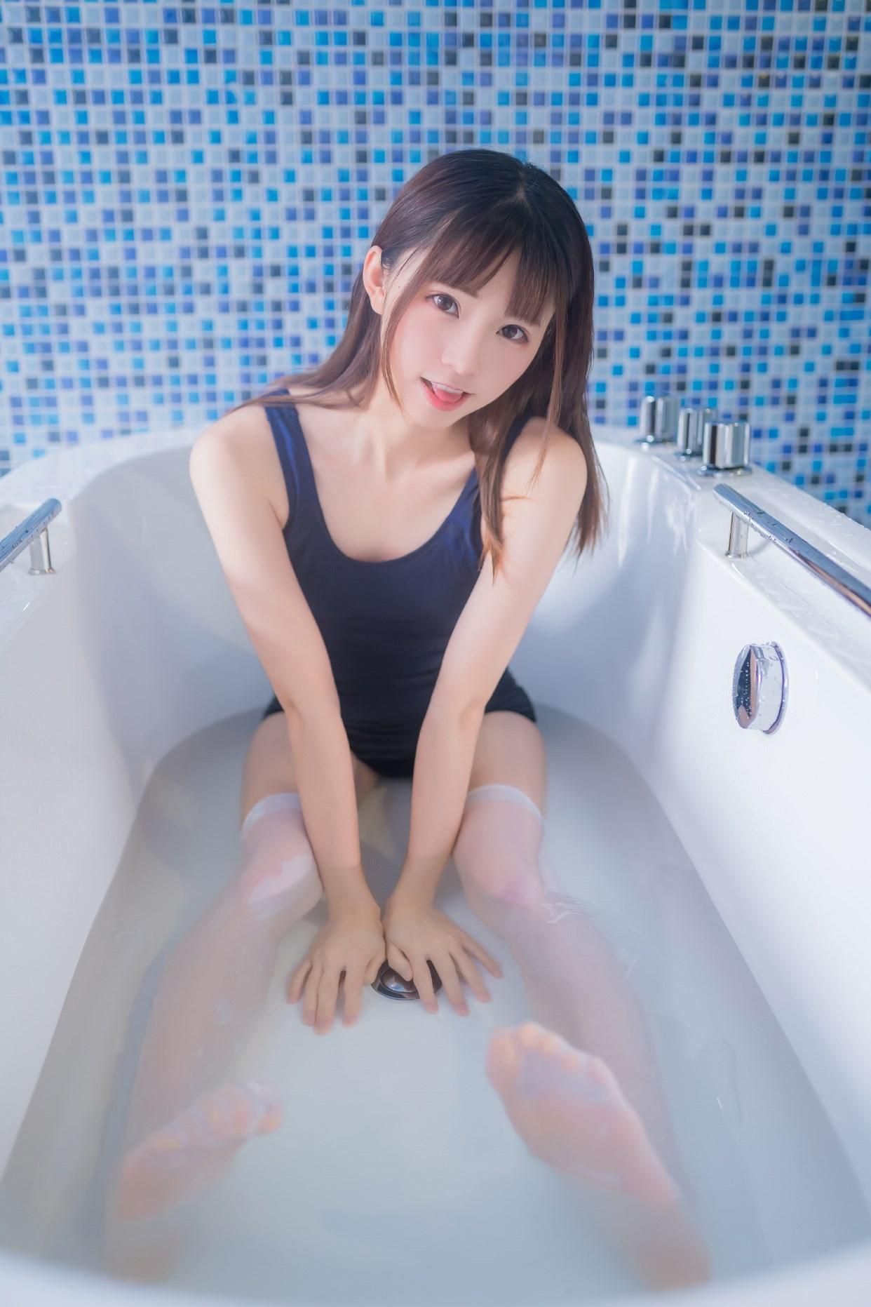 【兔玩映画】vol.18-浴室里 兔玩映画 第40张