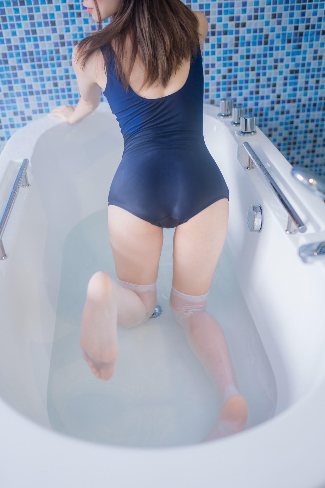 【兔玩映画】vol.18-浴室里 兔玩映画 第39张