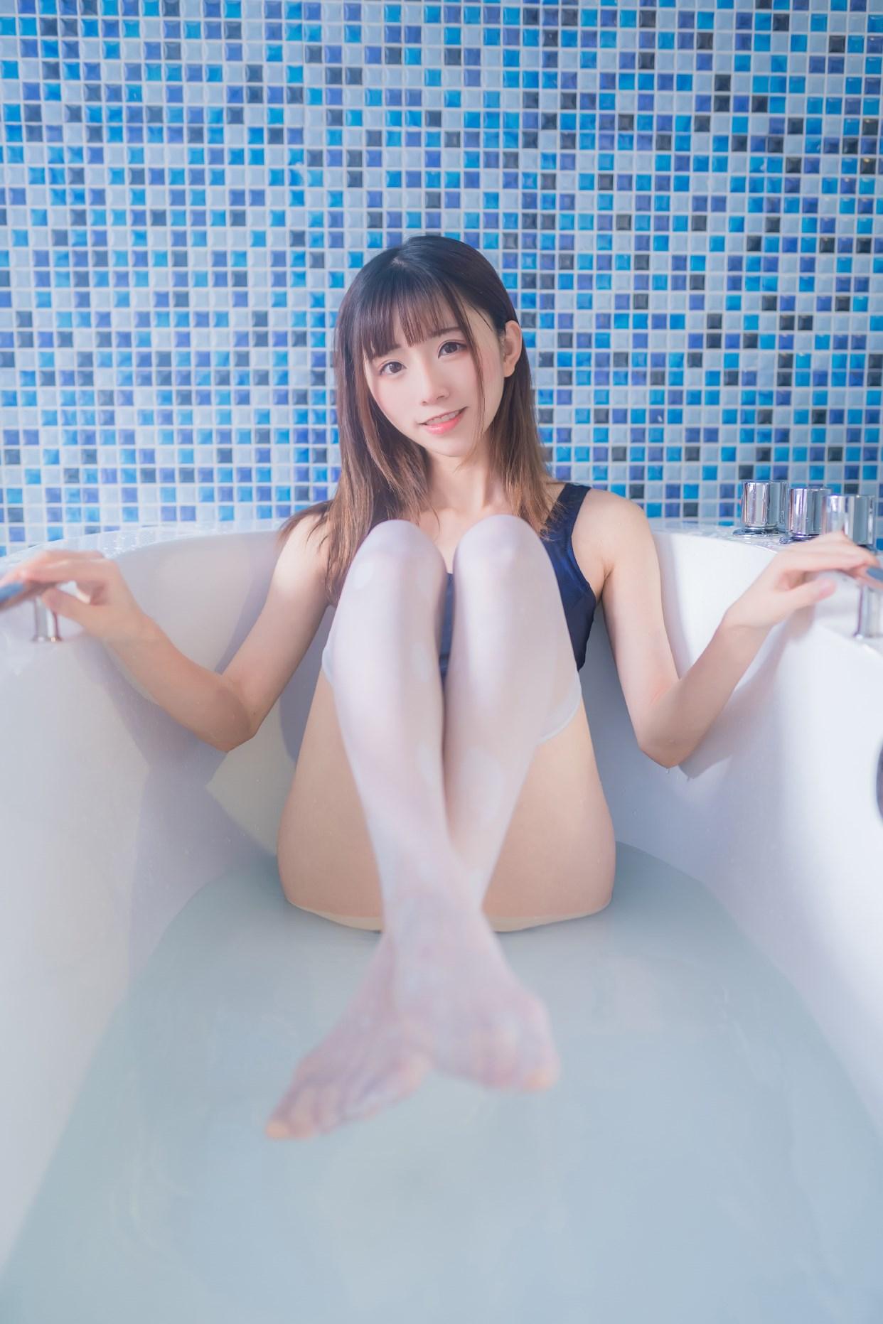 【兔玩映画】vol.18-浴室里 兔玩映画 第36张