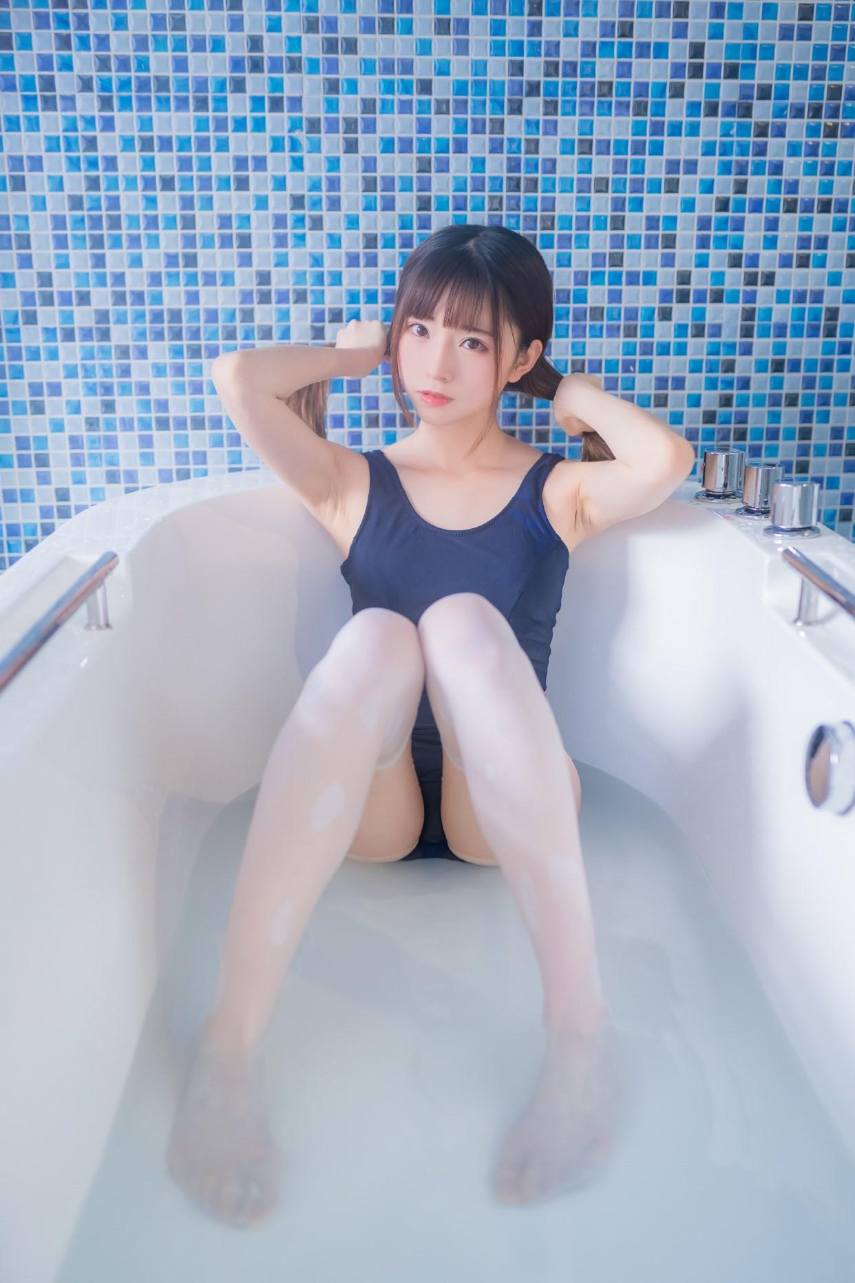 【兔玩映画】vol.18-浴室里 兔玩映画 第37张