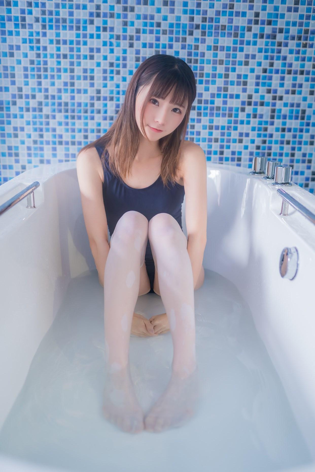 【兔玩映画】vol.18-浴室里 兔玩映画 第35张