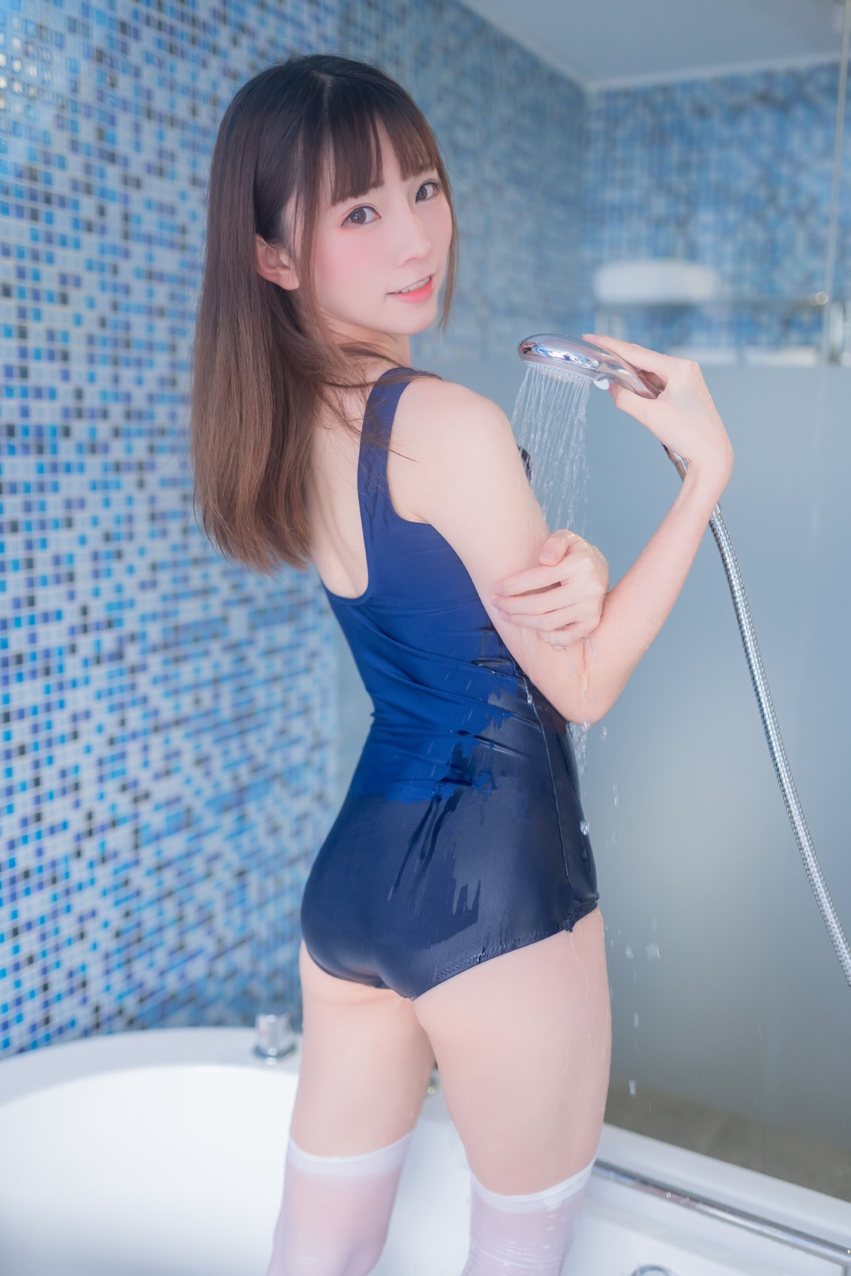 【兔玩映画】vol.18-浴室里 兔玩映画 第30张