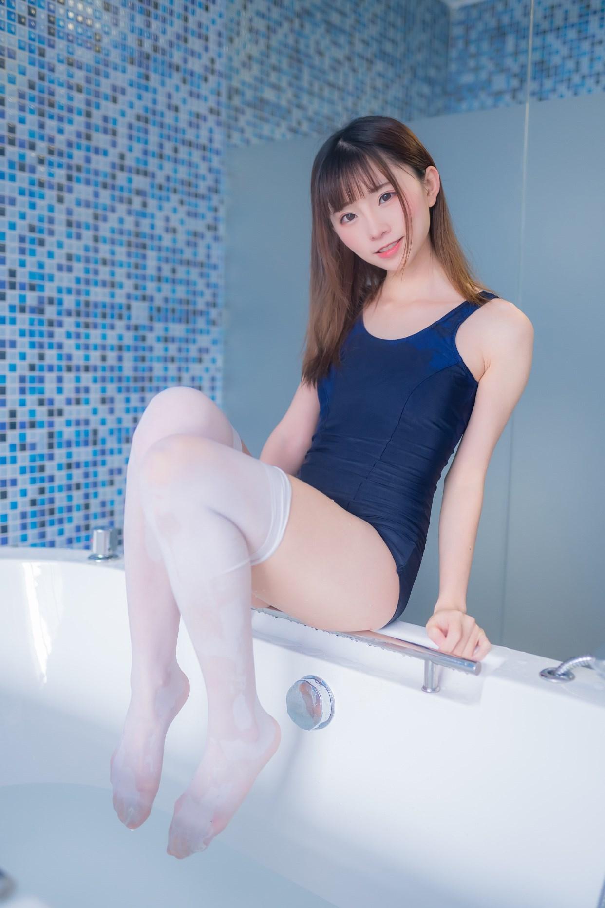 【兔玩映画】vol.18-浴室里 兔玩映画 第23张