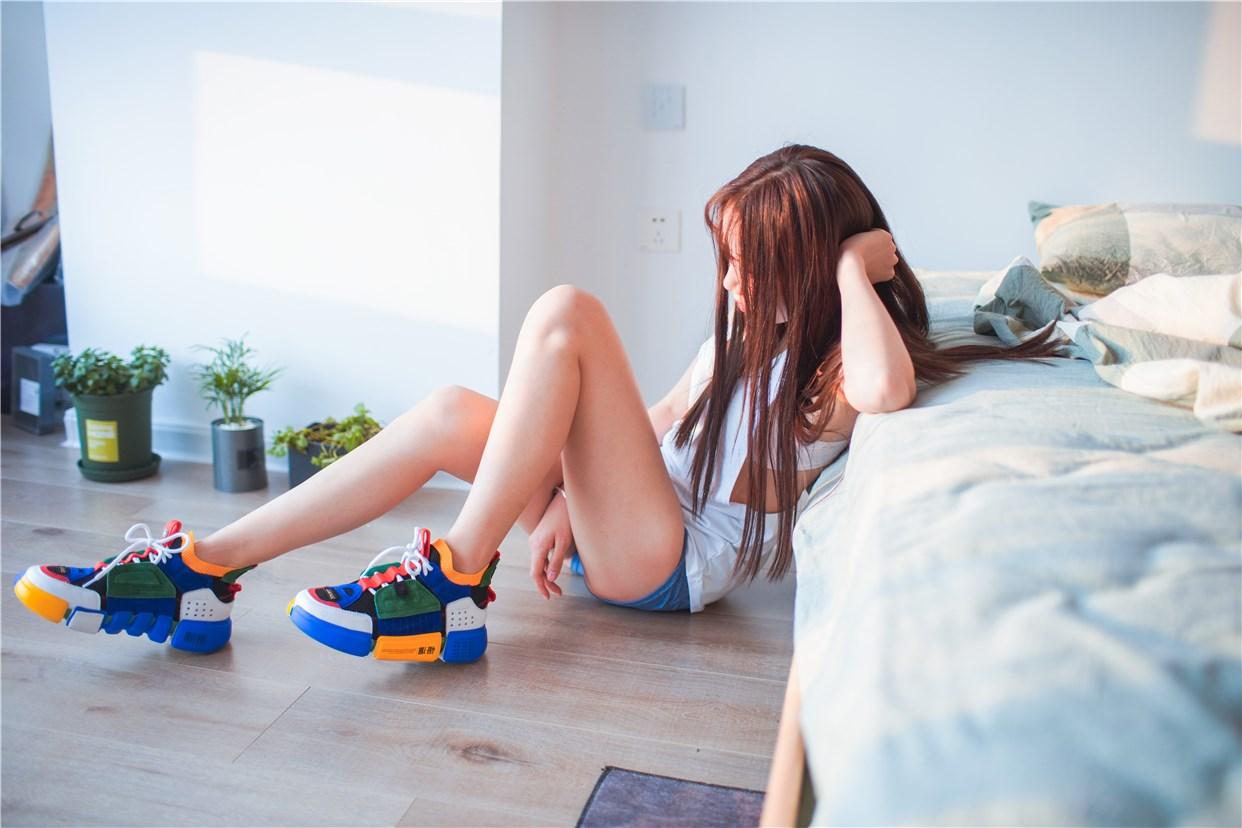 【兔玩映画】完美的肉丝高跟鞋 兔玩映画 第17张