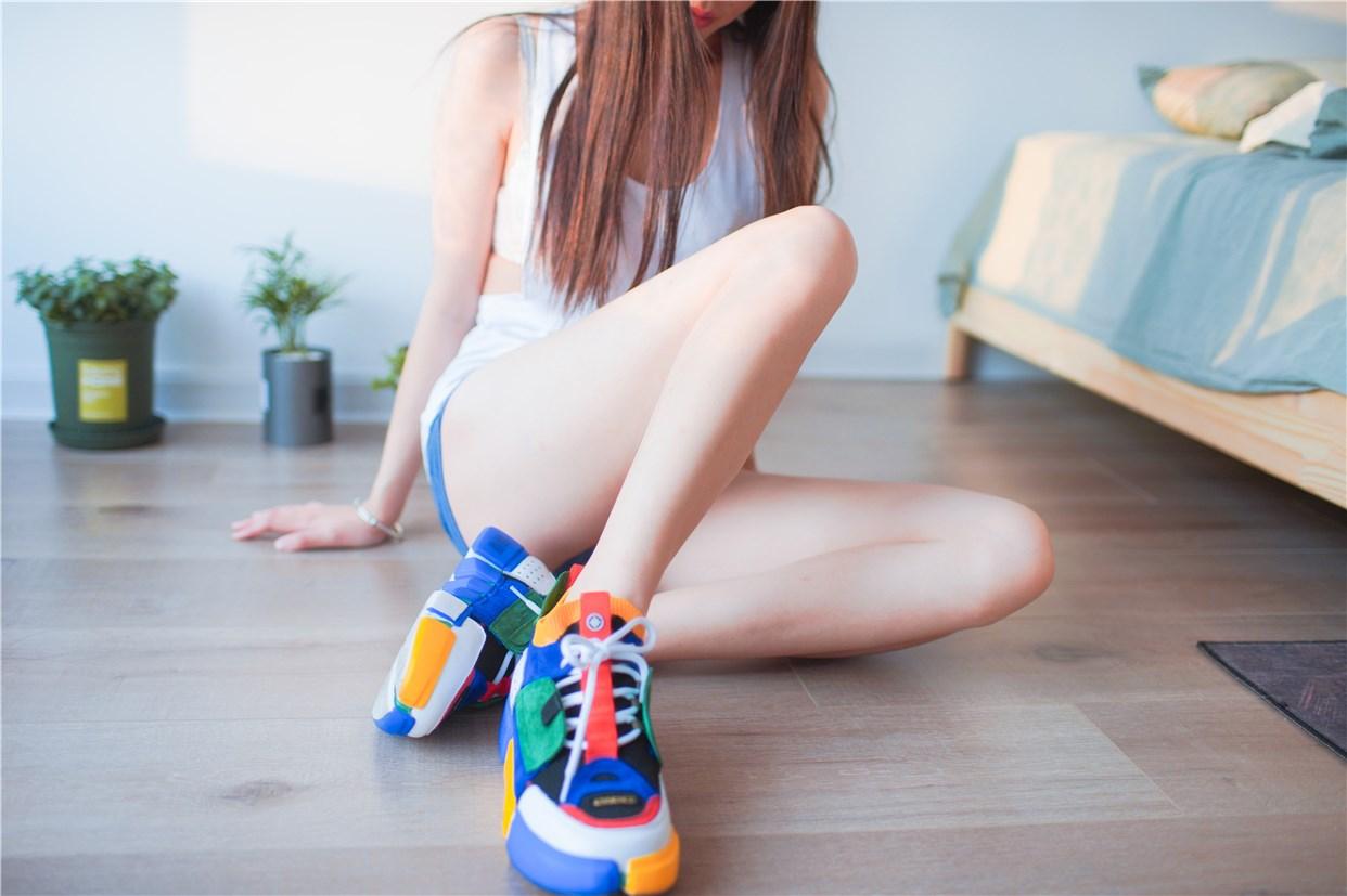 【兔玩映画】完美的肉丝高跟鞋 兔玩映画 第13张
