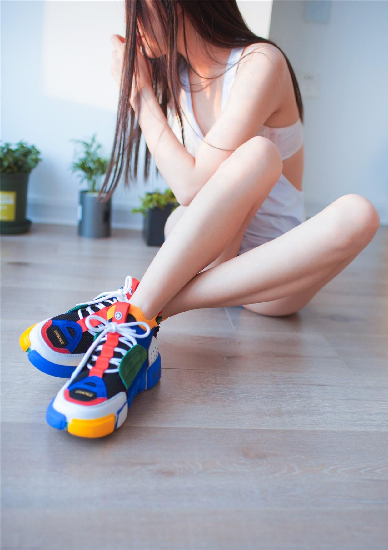 【兔玩映画】完美的肉丝高跟鞋 兔玩映画 第4张