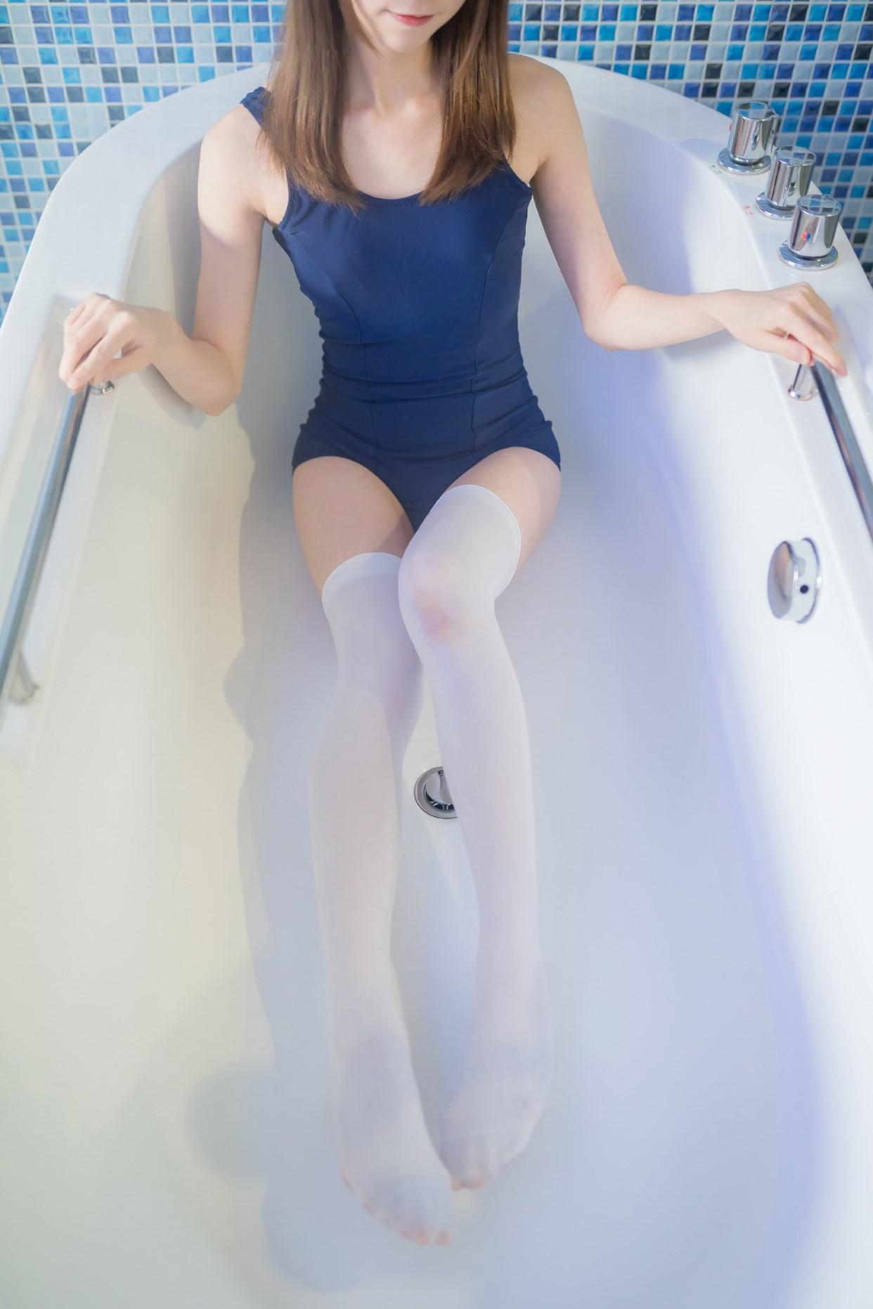 【兔玩映画】vol.18-浴室里 兔玩映画 第7张