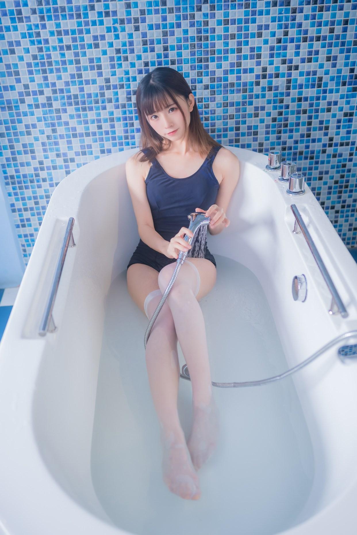 【兔玩映画】vol.18-浴室里 兔玩映画 第2张