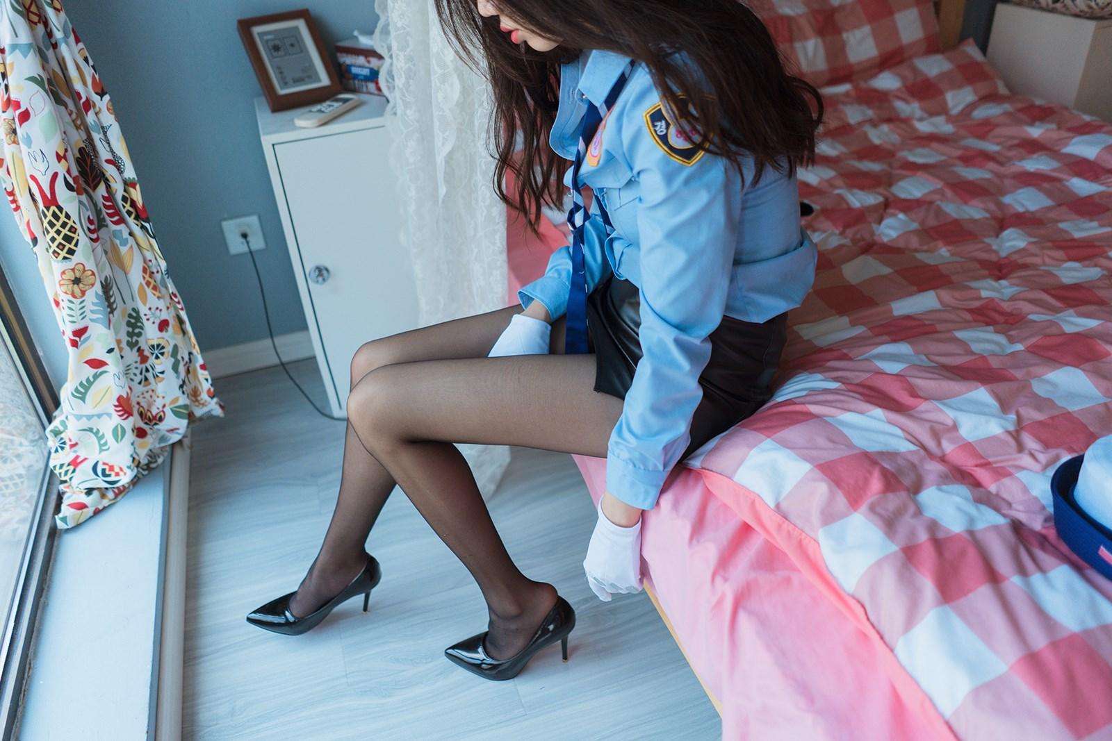 【兔玩映画】黑丝高跟鞋 兔玩映画 第32张