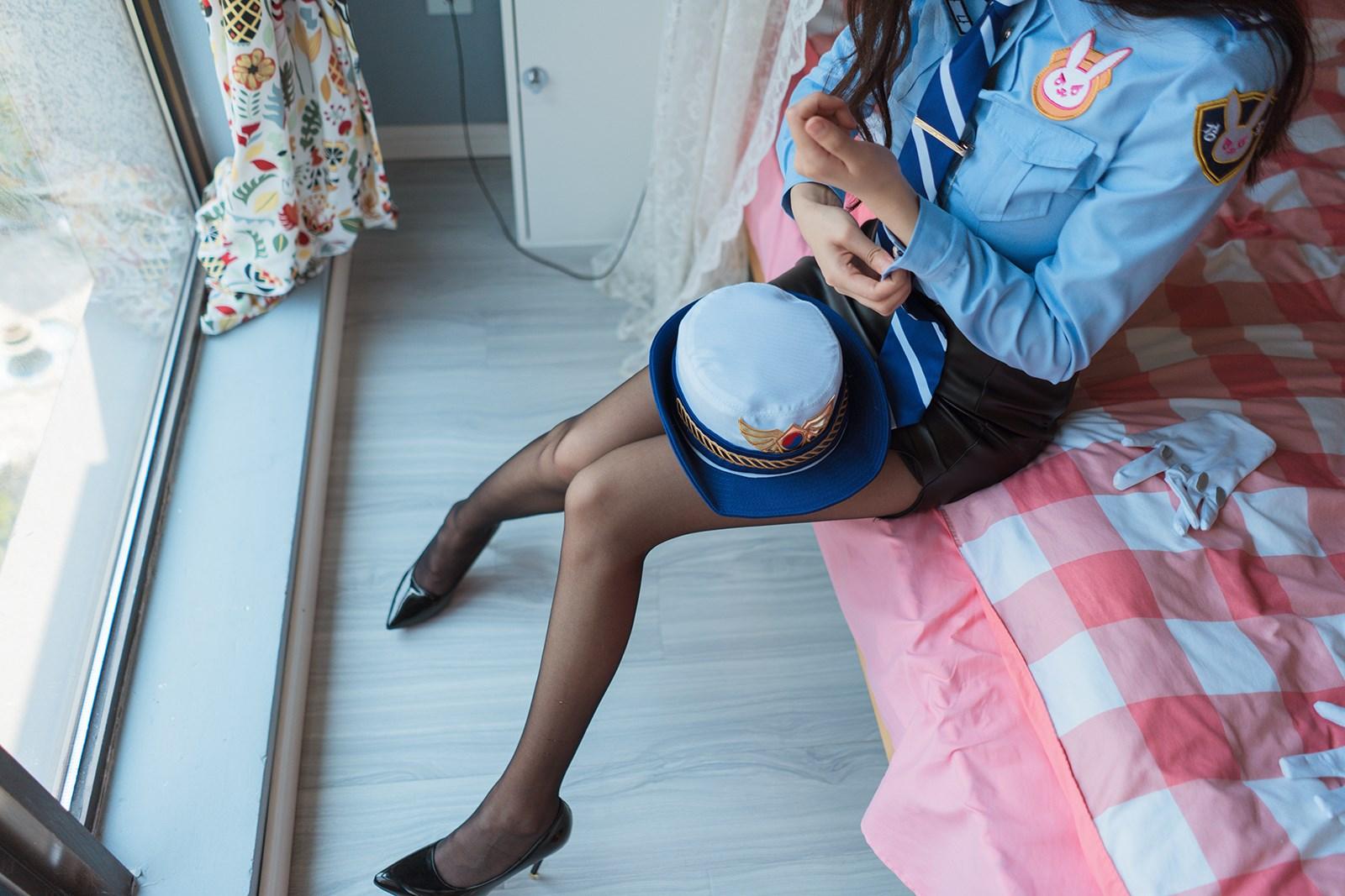 【兔玩映画】黑丝高跟鞋 兔玩映画 第20张