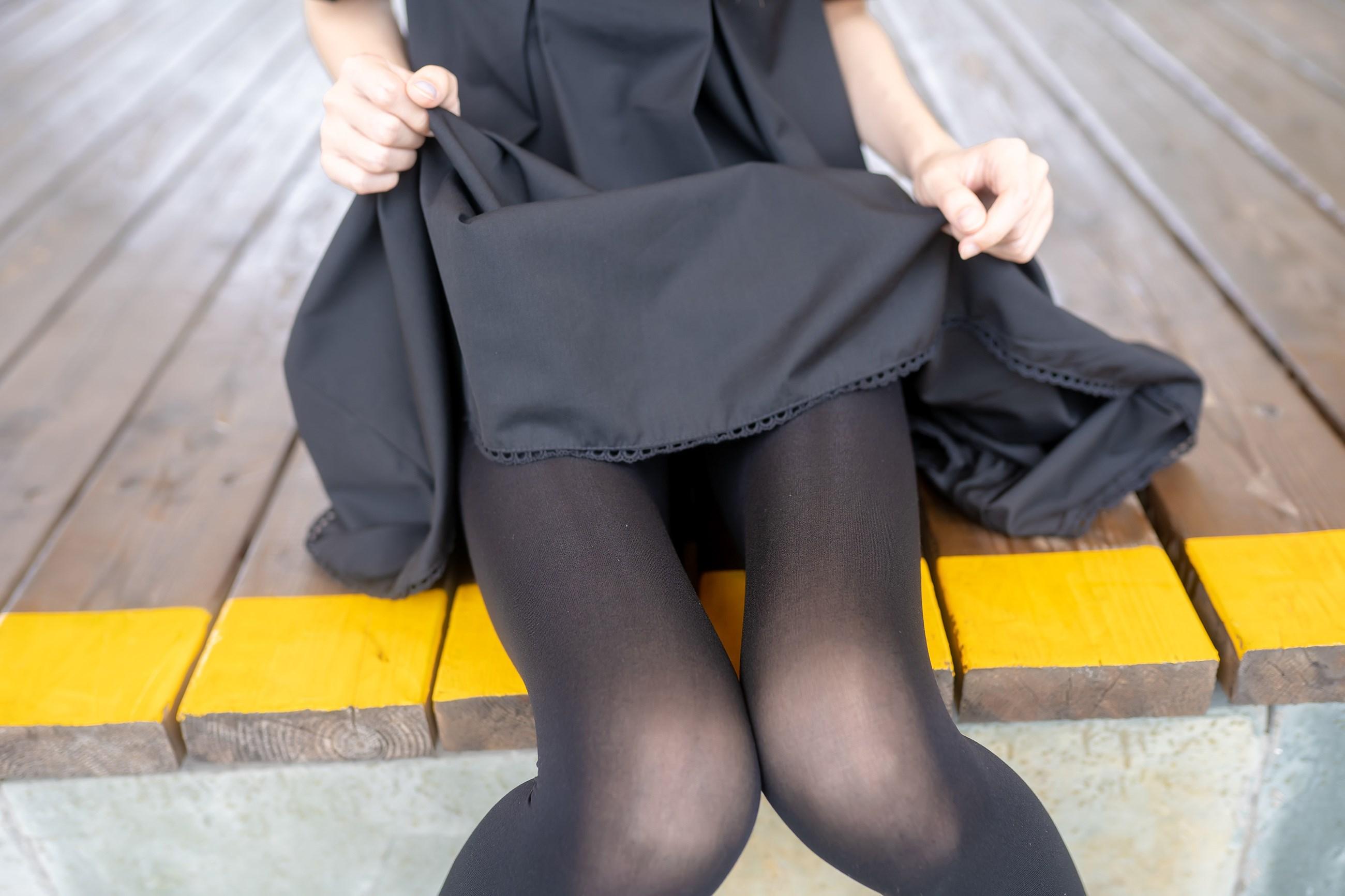 【兔玩映画】冬天里的黑丝 兔玩映画 第20张