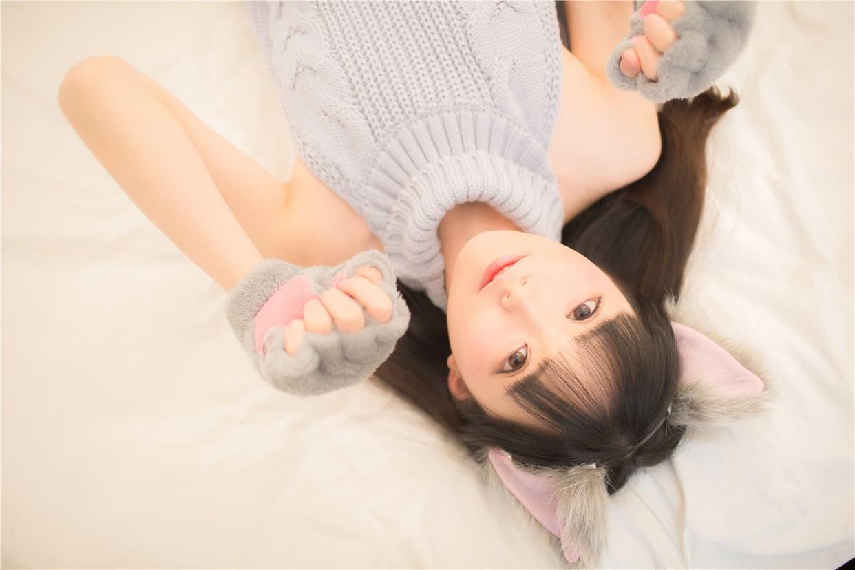 【兔玩映画】萌娘的露背毛衣 兔玩映画 第24张