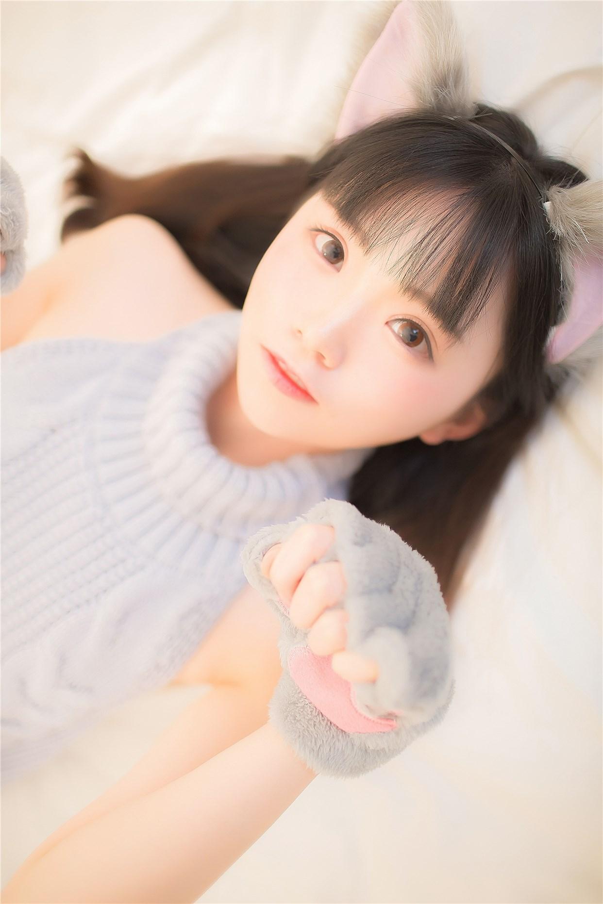 【兔玩映画】萌娘的露背毛衣 兔玩映画 第25张