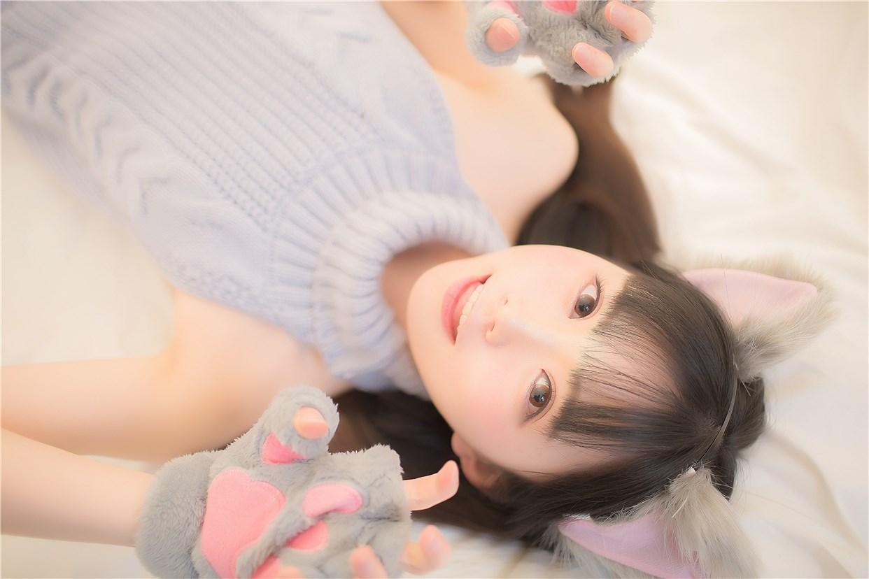 【兔玩映画】萌娘的露背毛衣 兔玩映画 第26张