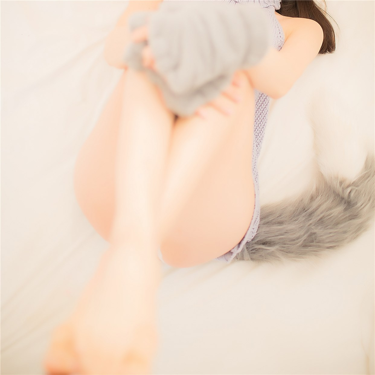【兔玩映画】萌娘的露背毛衣 兔玩映画 第23张