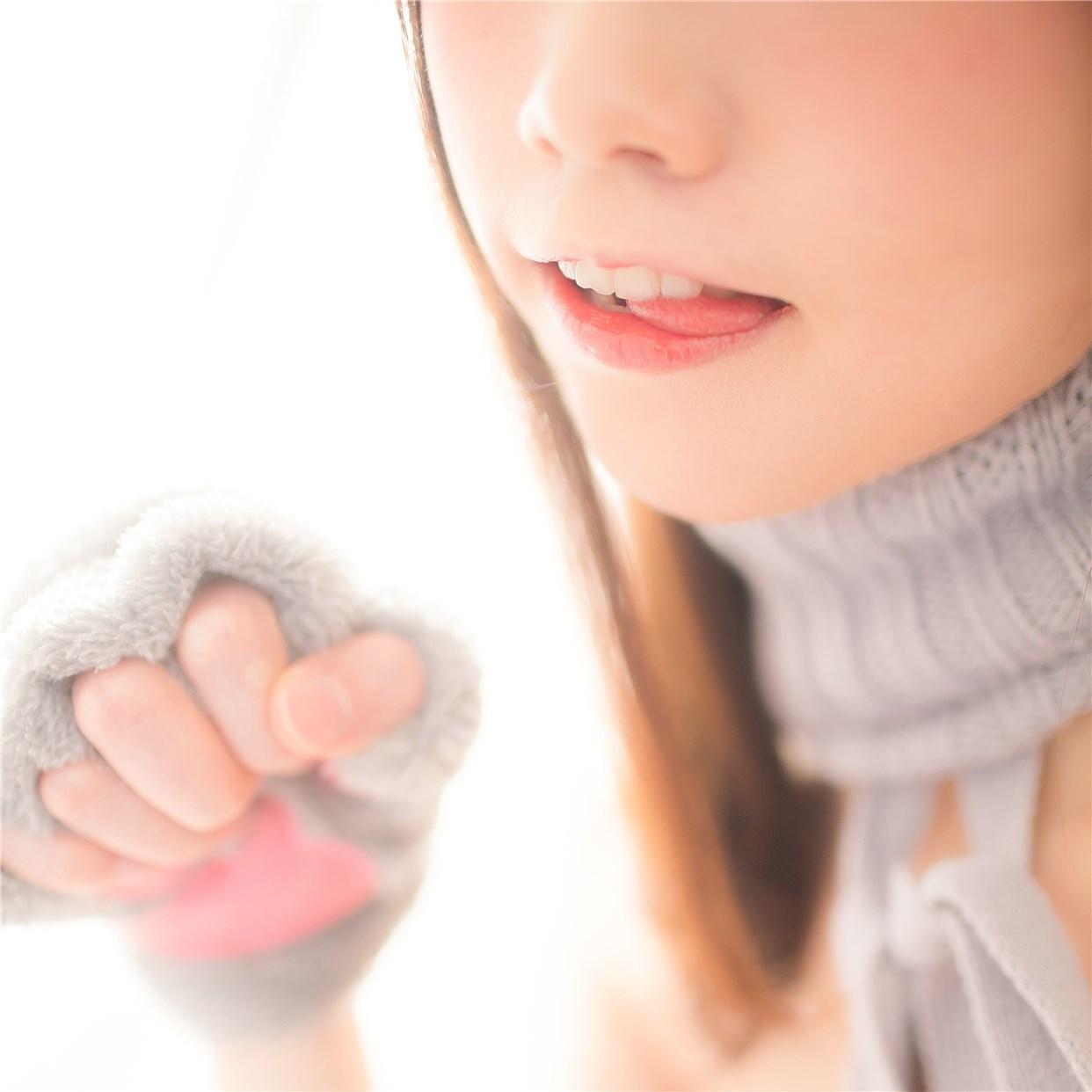 【兔玩映画】萌娘的露背毛衣 兔玩映画 第20张