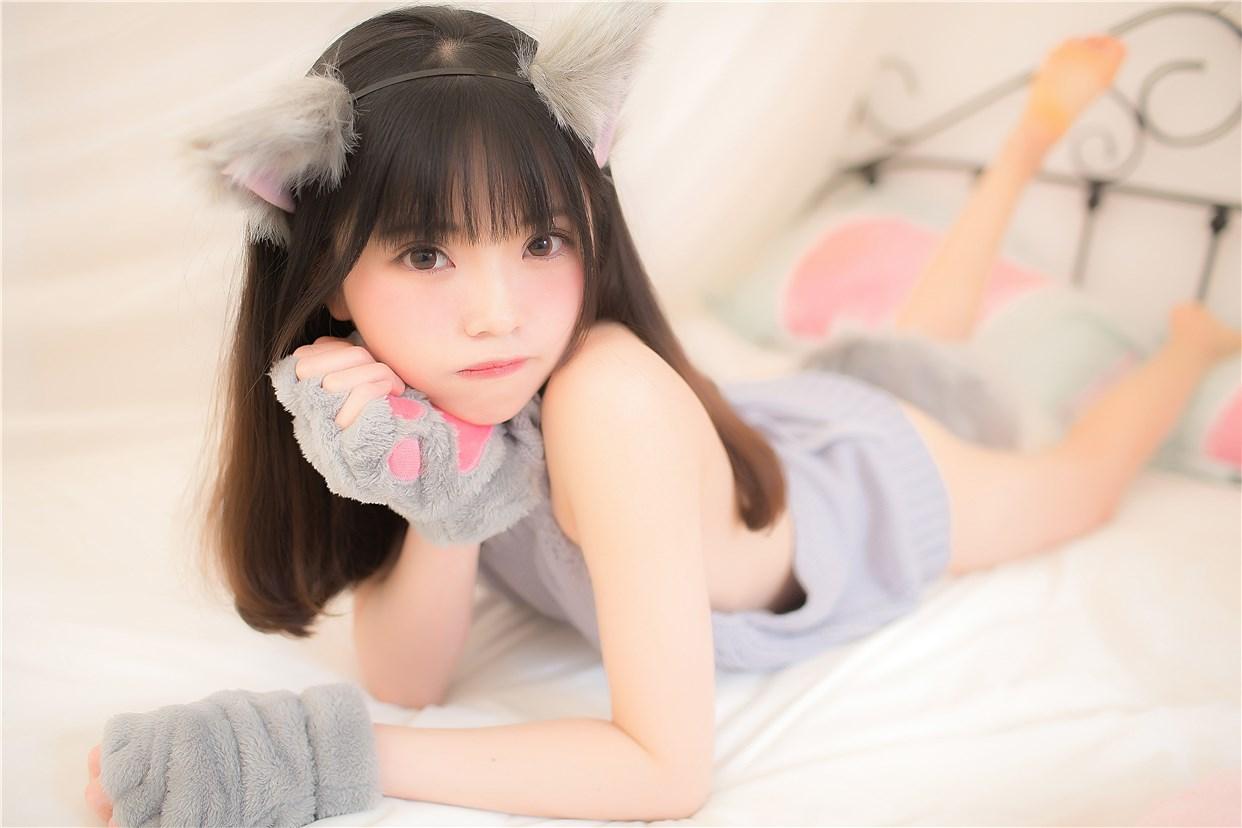 【兔玩映画】萌娘的露背毛衣 兔玩映画 第10张