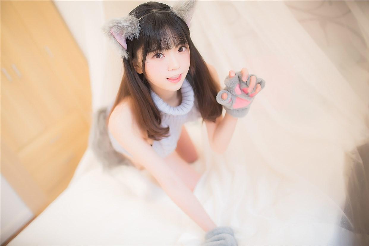 【兔玩映画】萌娘的露背毛衣 兔玩映画 第8张