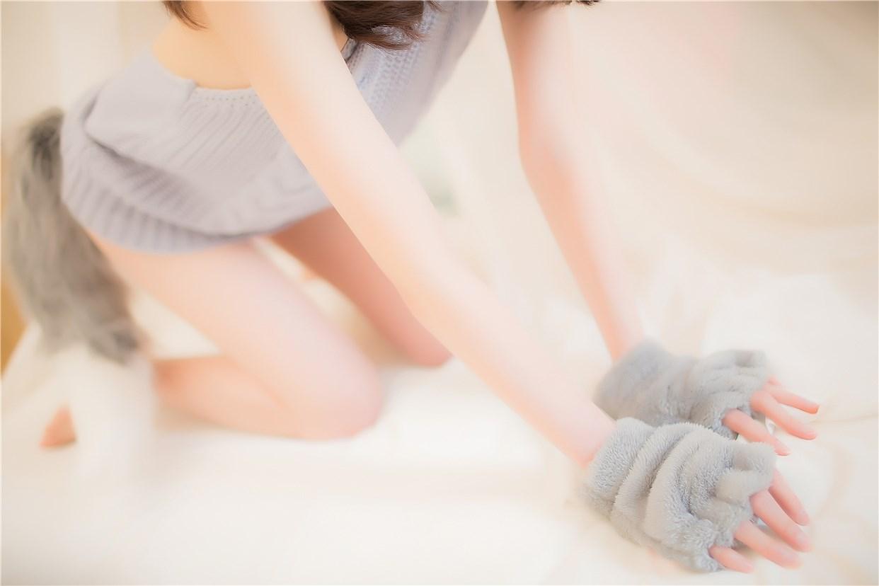 【兔玩映画】萌娘的露背毛衣 兔玩映画 第6张