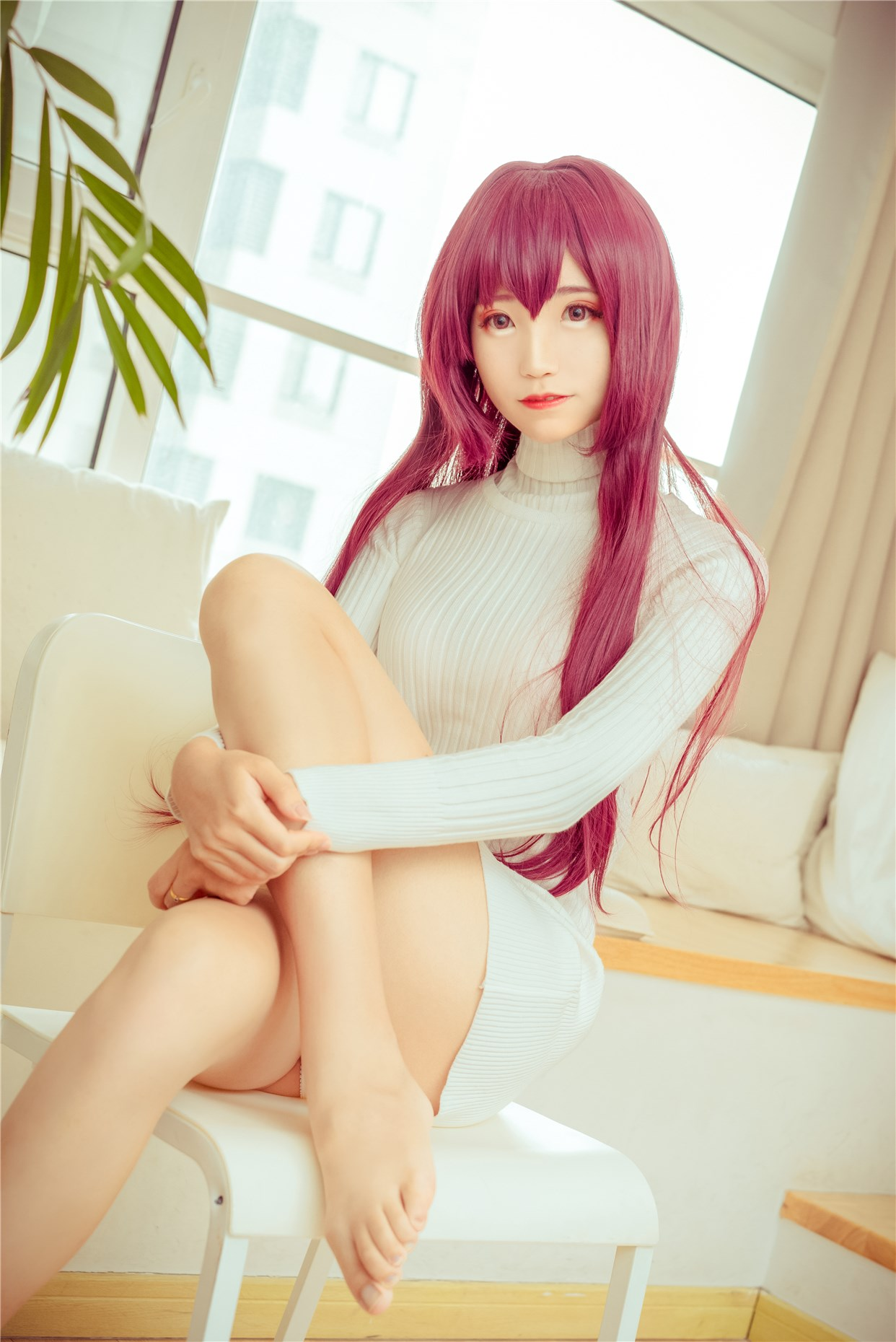 【兔玩映画】紫色迷情 兔玩映画 第45张