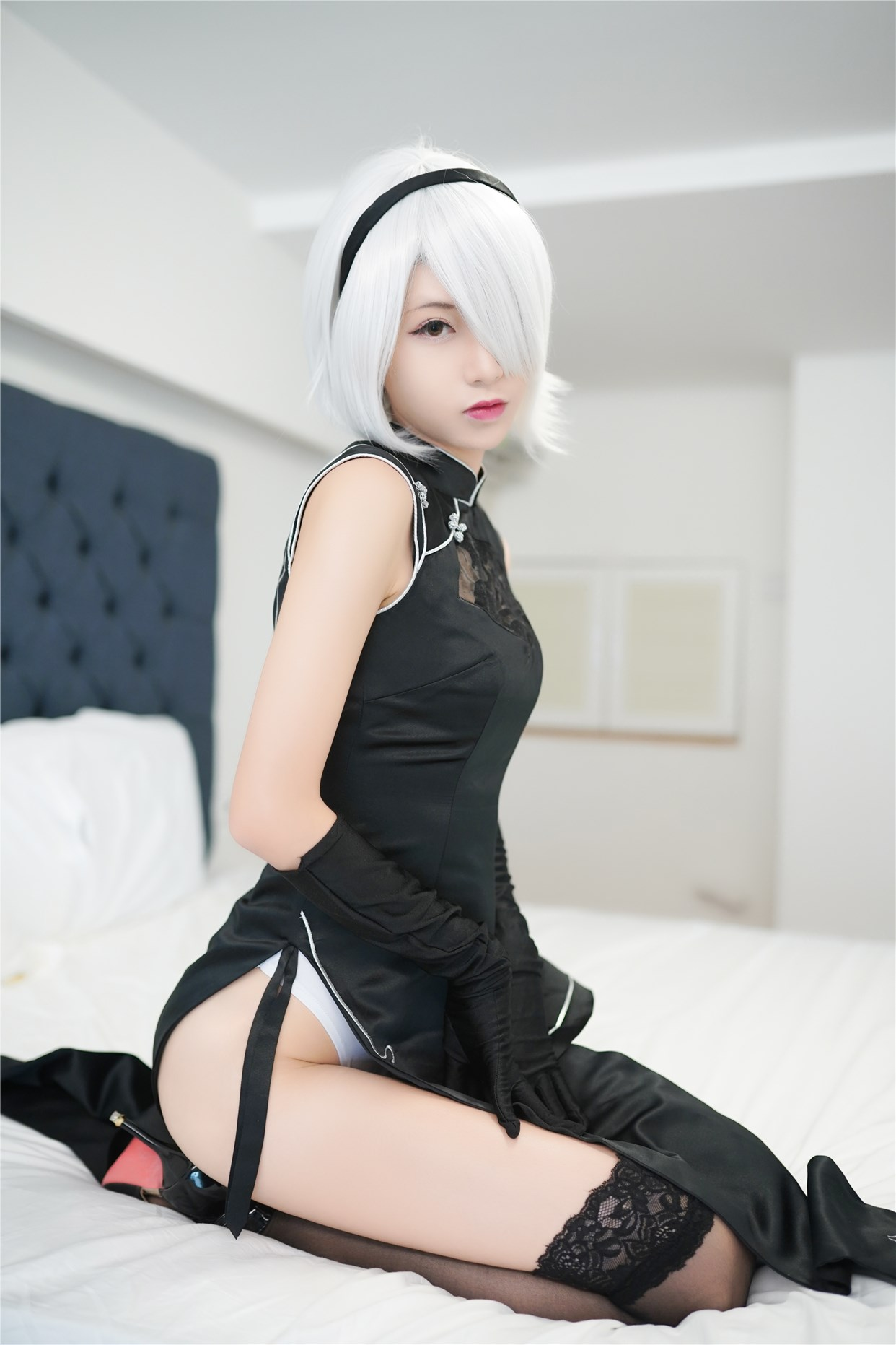 【兔玩映画】旗袍小姐姐好腿! 兔玩映画 第41张
