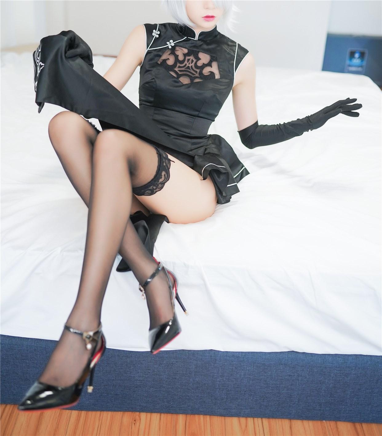 【兔玩映画】旗袍小姐姐好腿! 兔玩映画 第30张