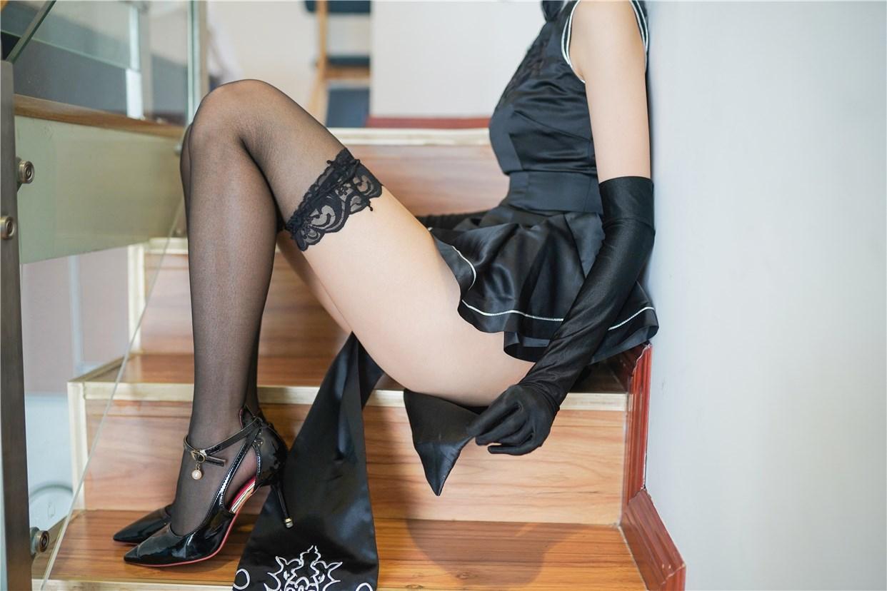 【兔玩映画】旗袍小姐姐好腿! 兔玩映画 第27张