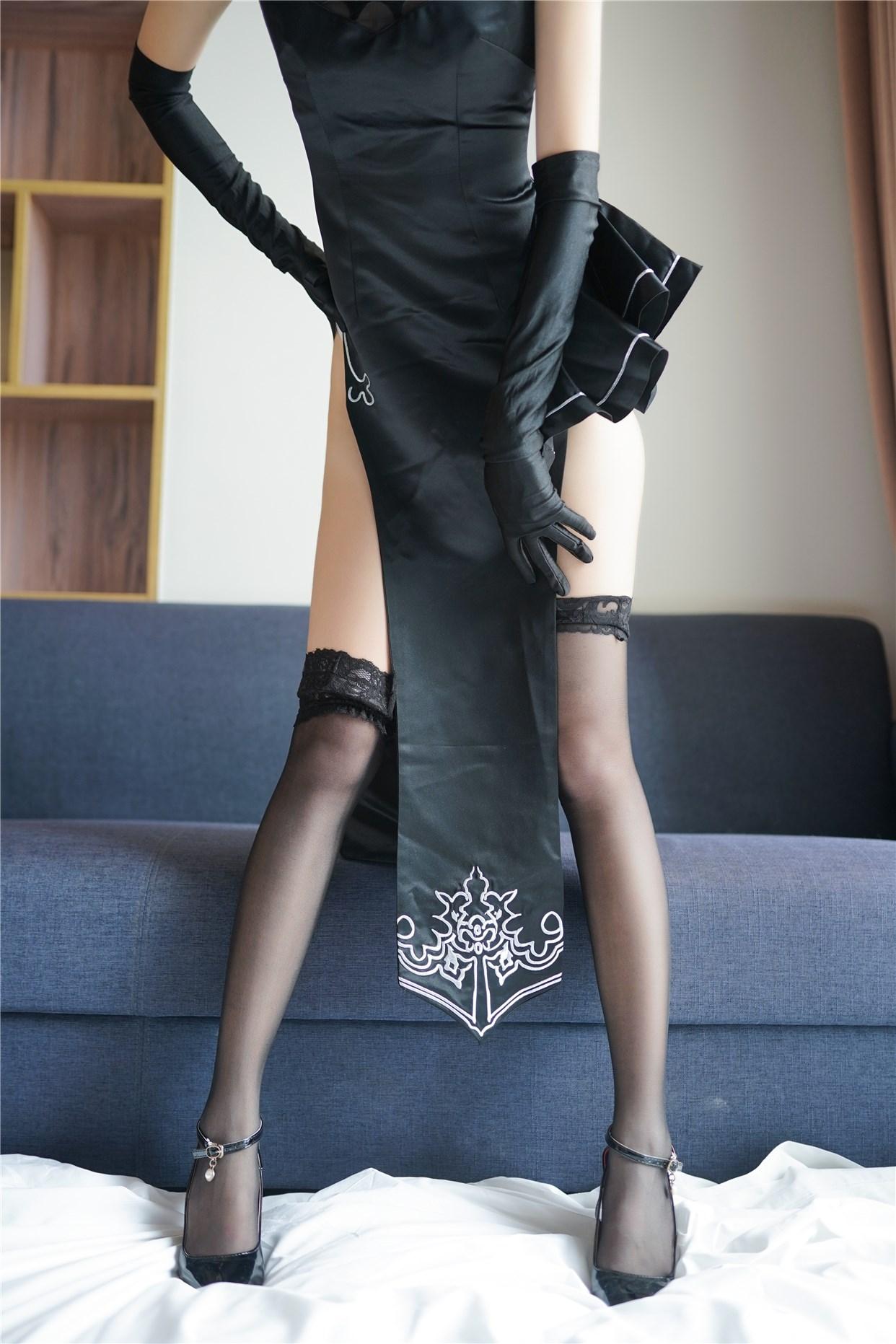 【兔玩映画】旗袍小姐姐好腿! 兔玩映画 第11张