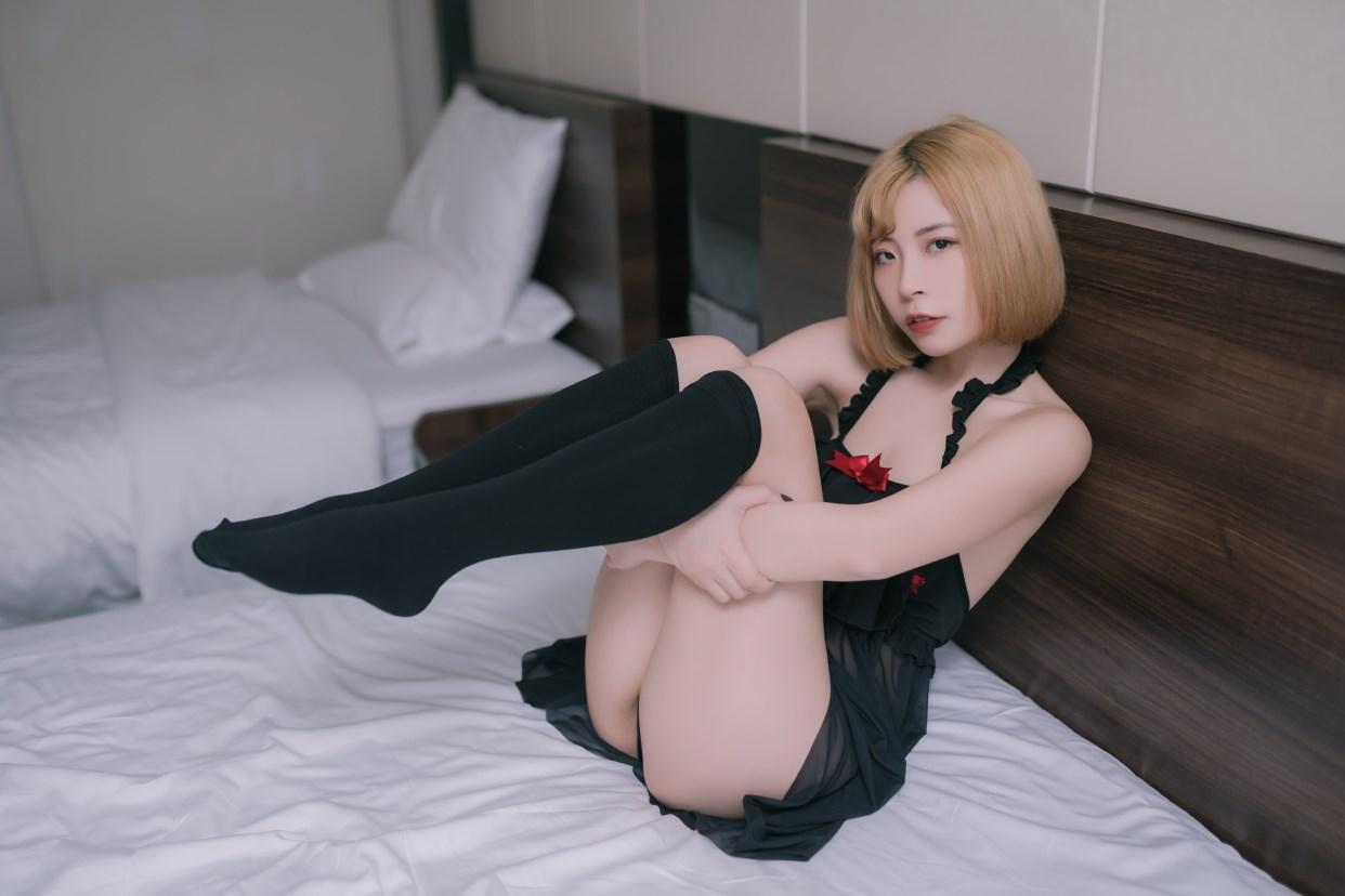 【兔玩映画】性感小睡衣 兔玩映画 第39张