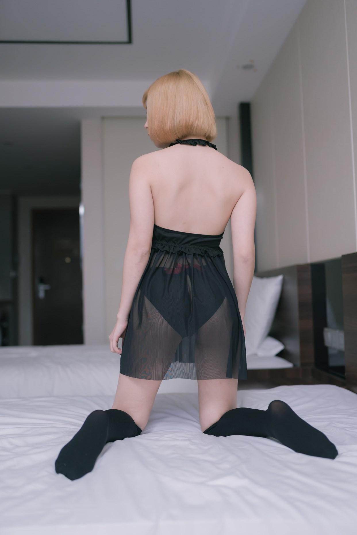 【兔玩映画】性感小睡衣 兔玩映画 第37张
