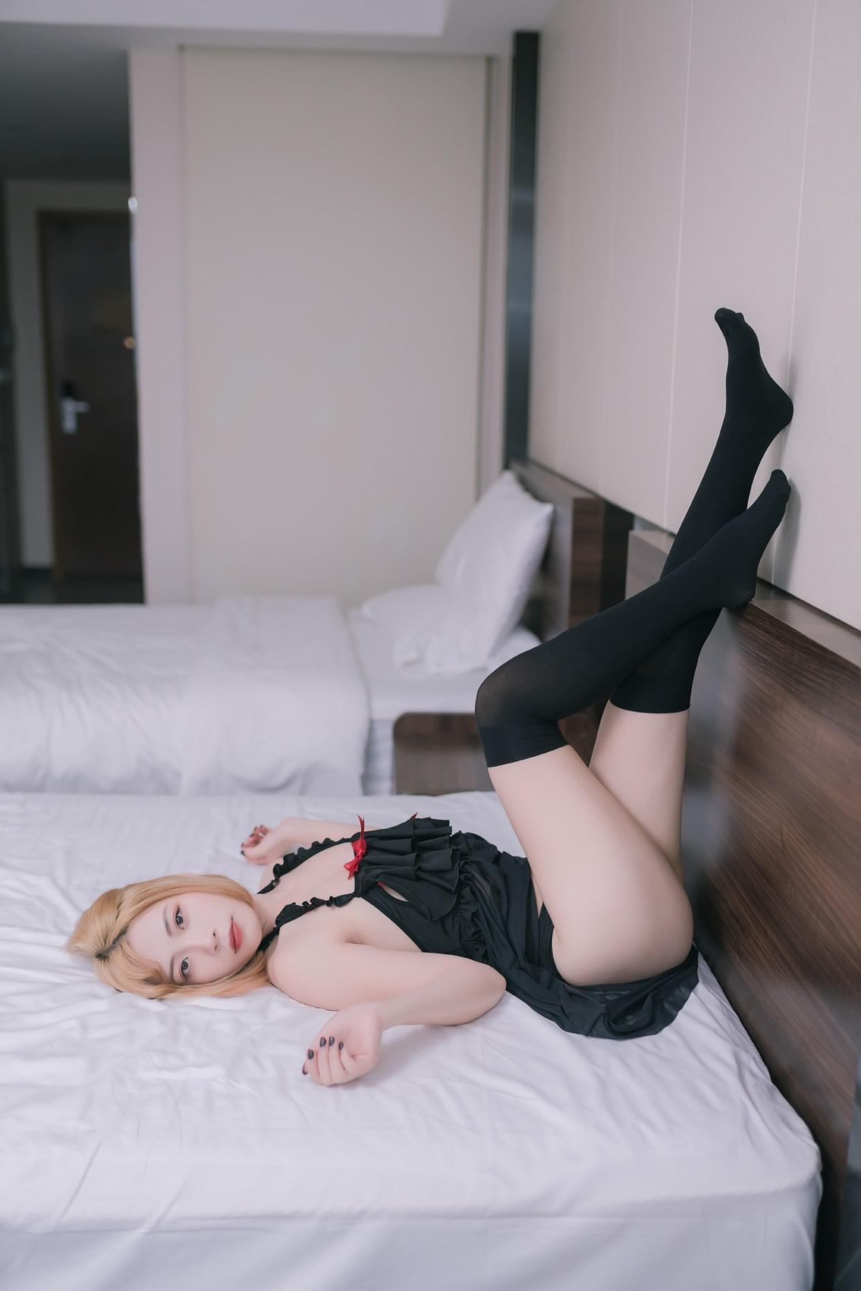 【兔玩映画】性感小睡衣 兔玩映画 第29张